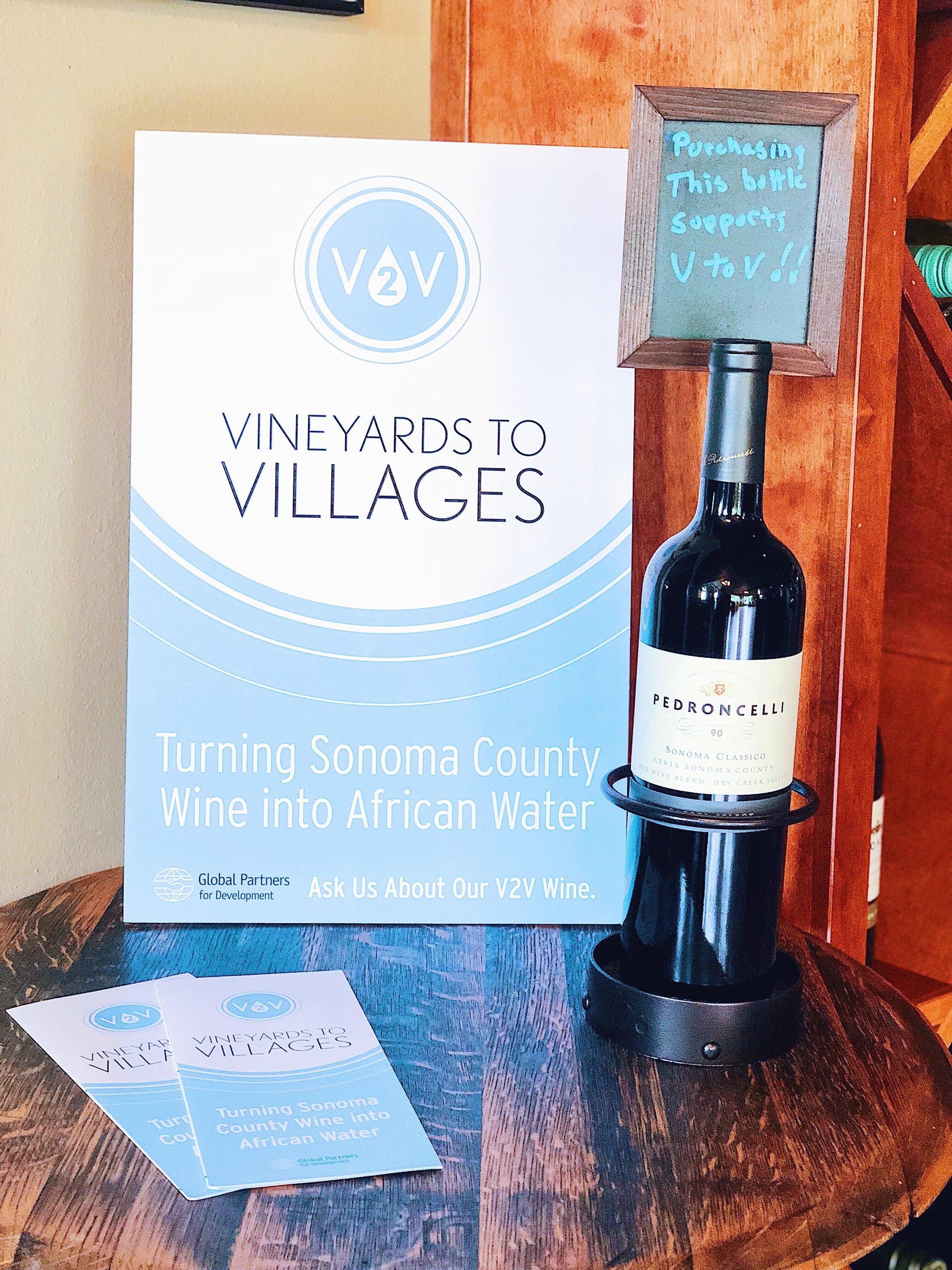 Vineyards To Villages