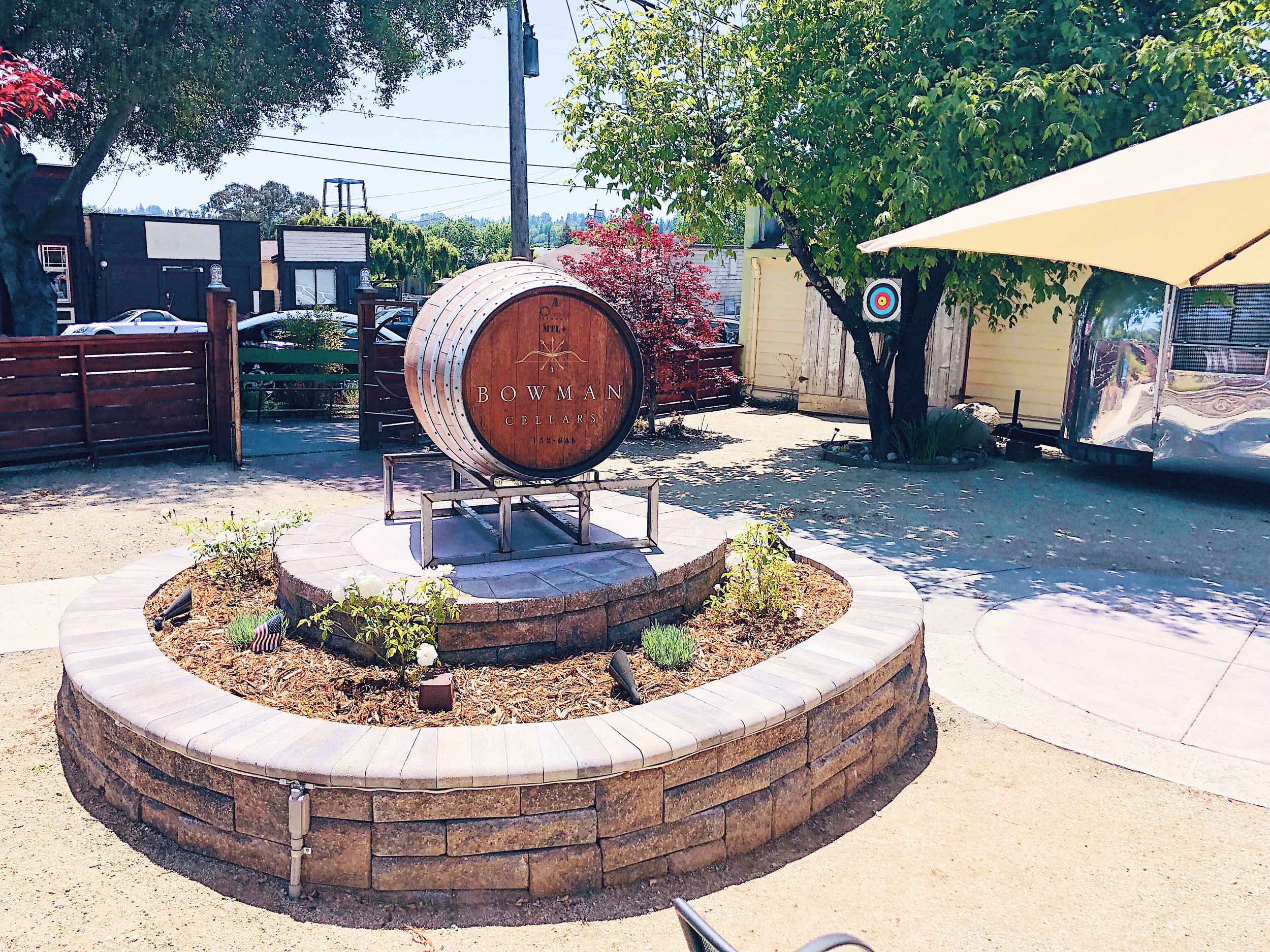 Bowman Cellars Graton Outdoor
