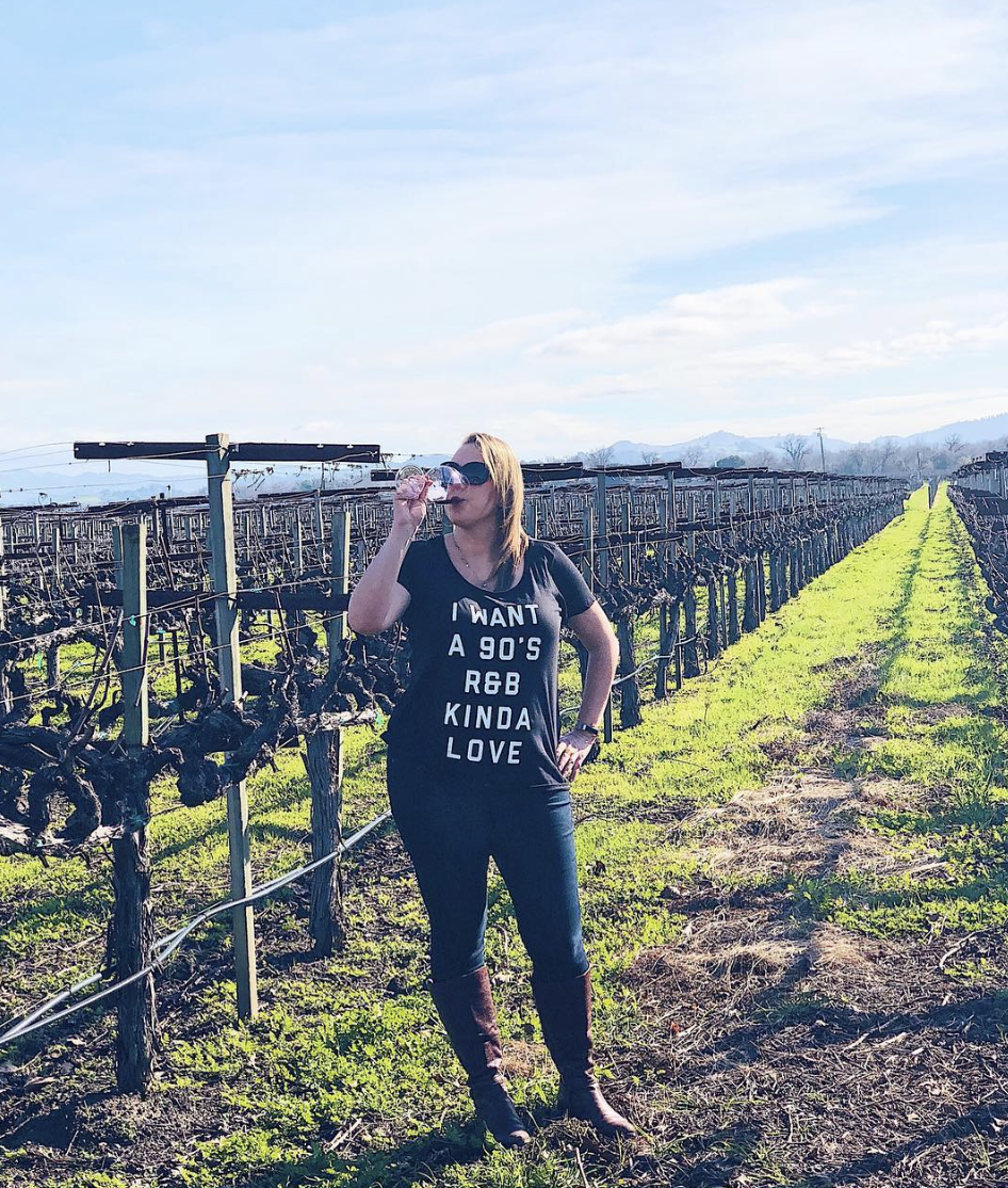 Sonoma Wine Life in Alexander Valley deLorimier