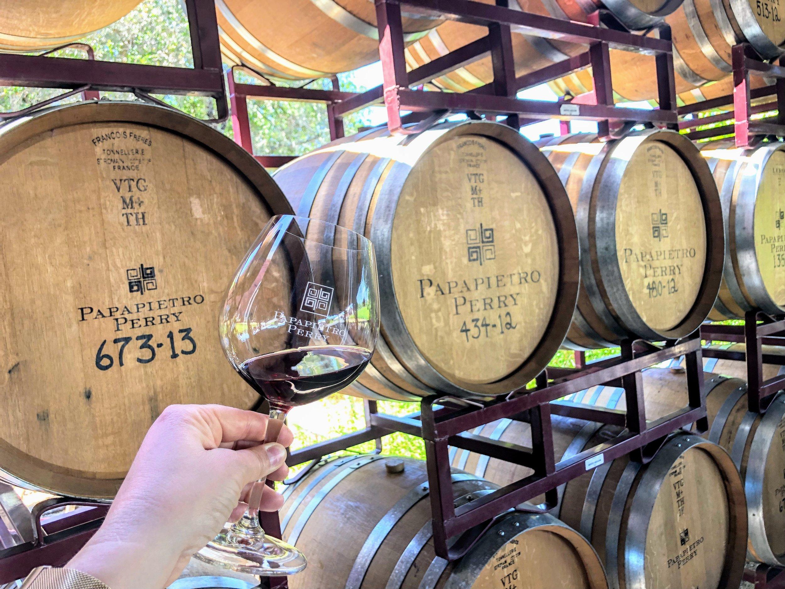 Papapietro Perry Pinot