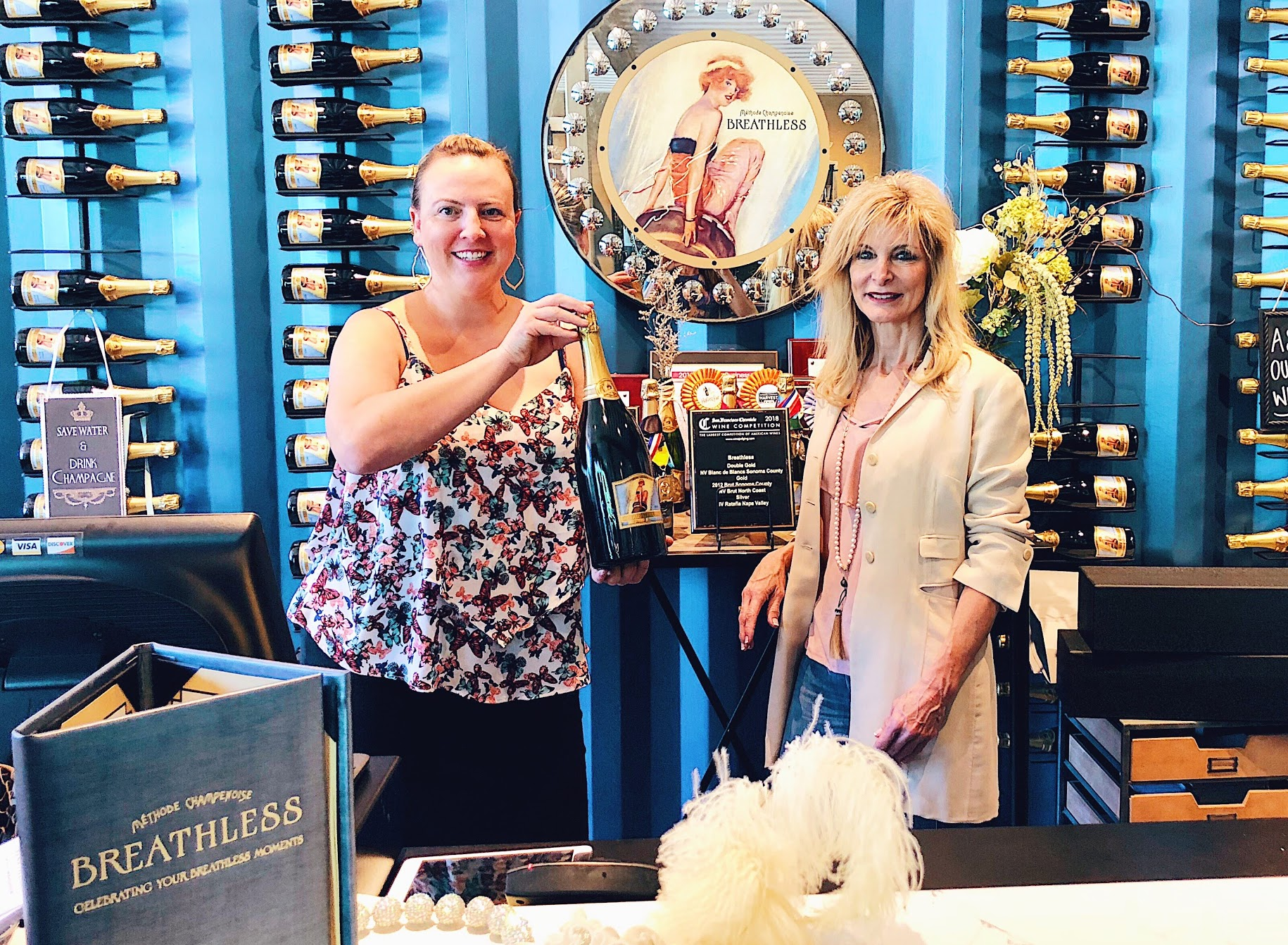 Sonoma Wine Life At Breathless