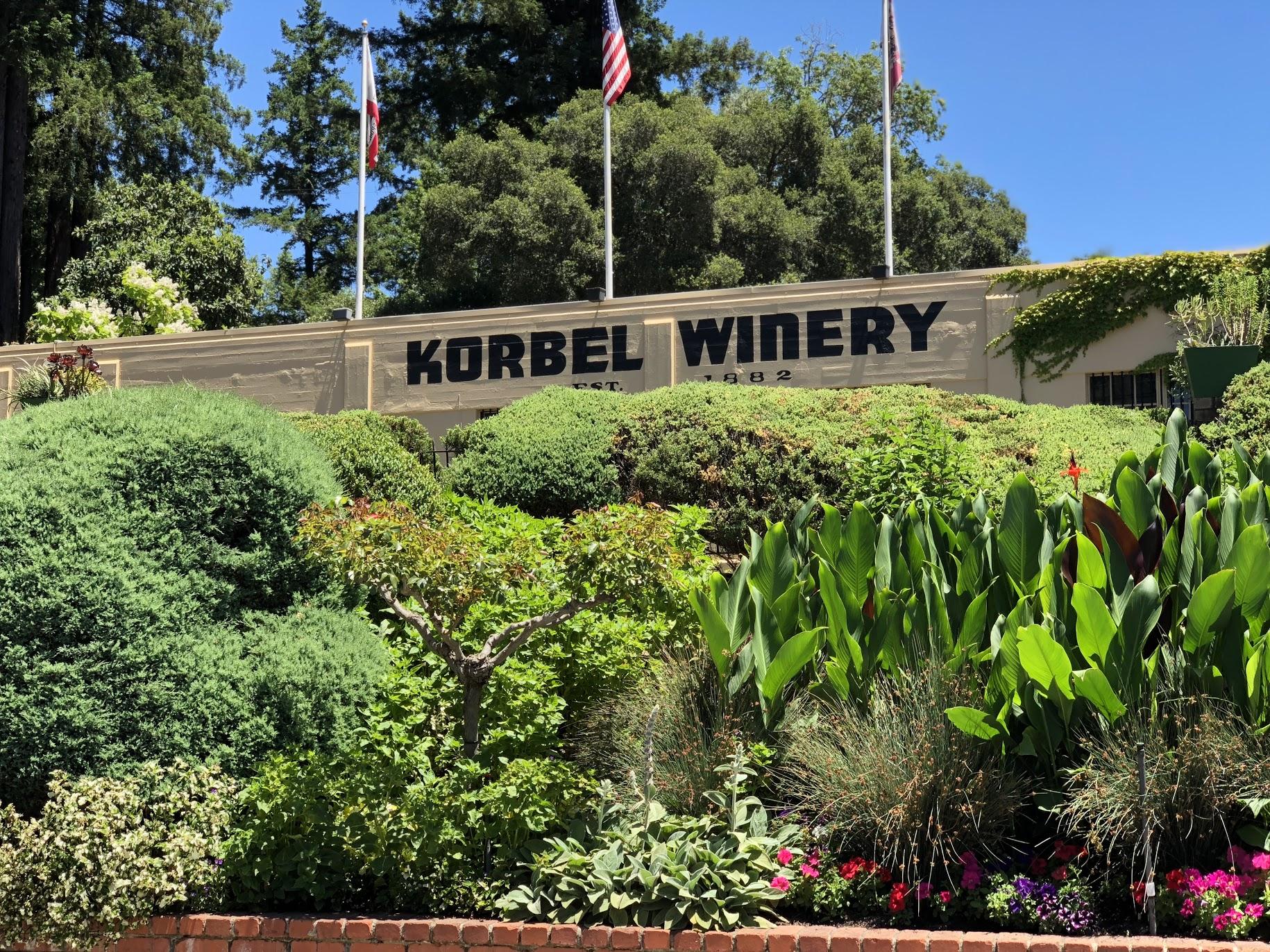Korbel Winery