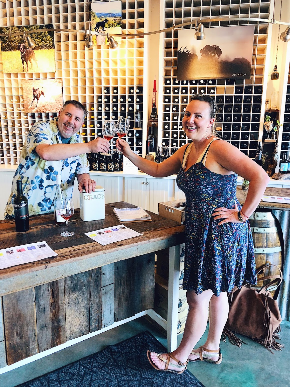 Sonoma Wine Life At Mercury
