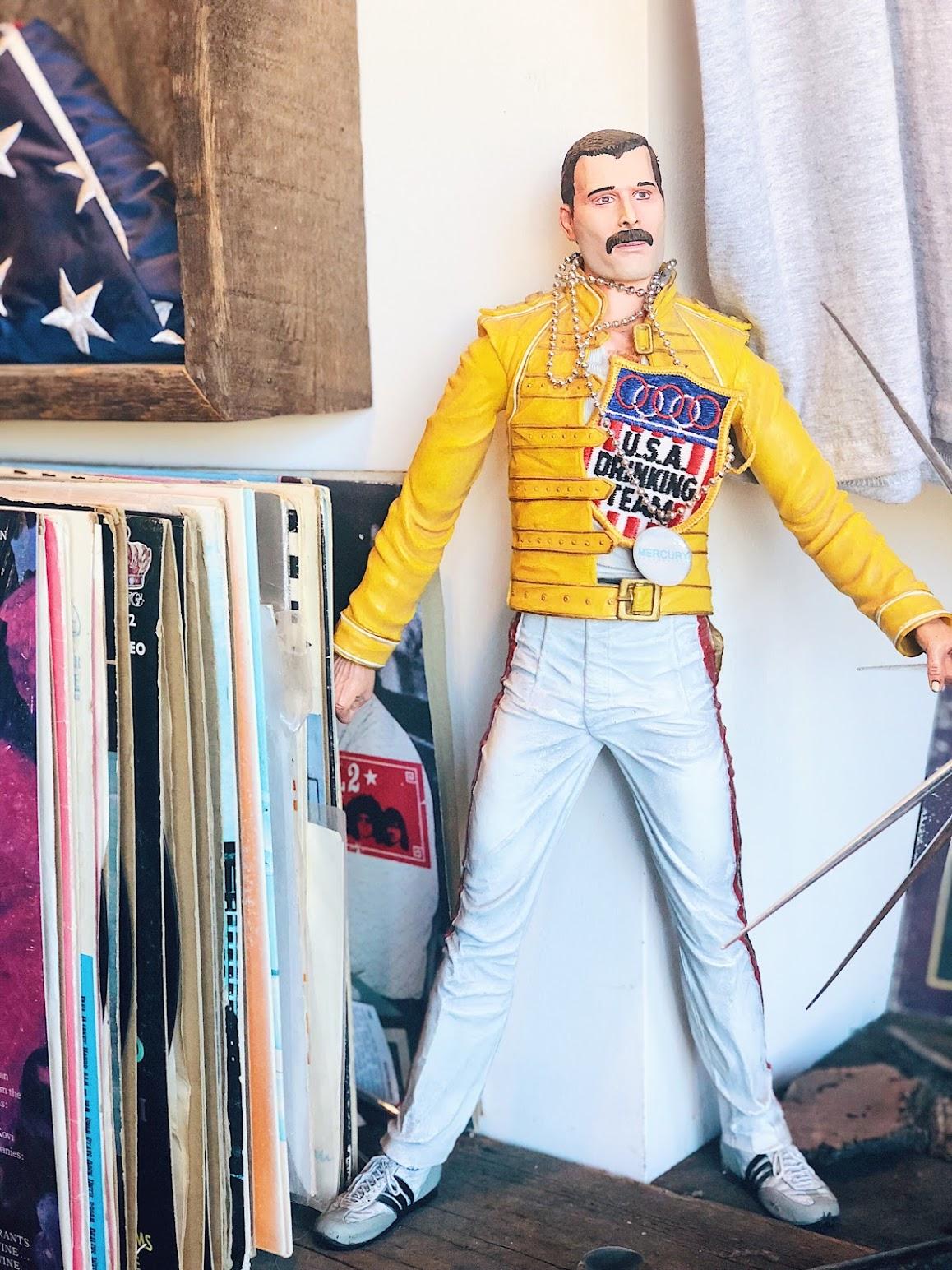 Freddie Mercury Mercury Wine