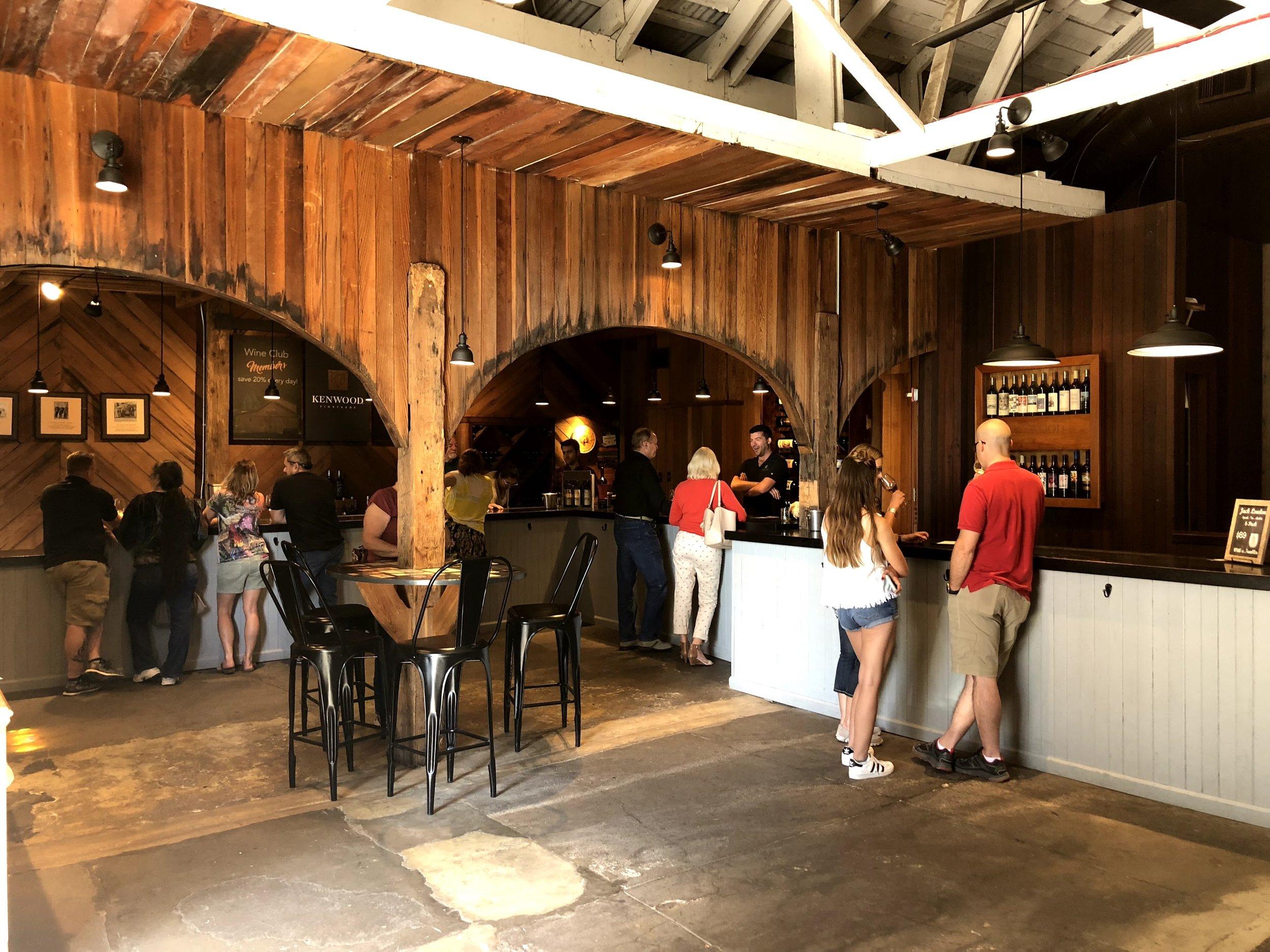 Old Barn Kenwood Winery