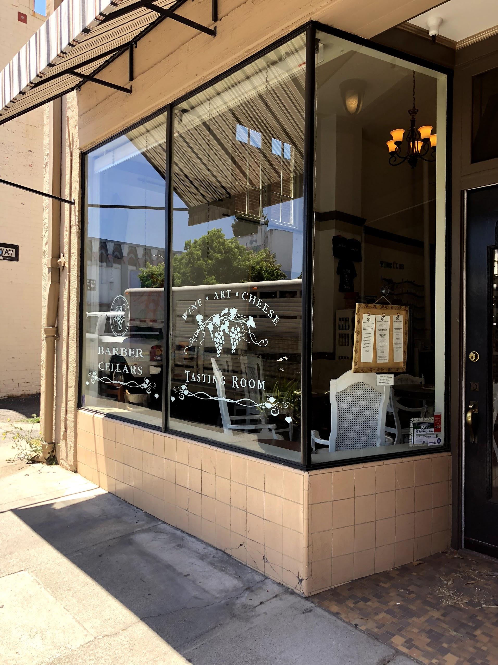 Barber Cellars Petaluma