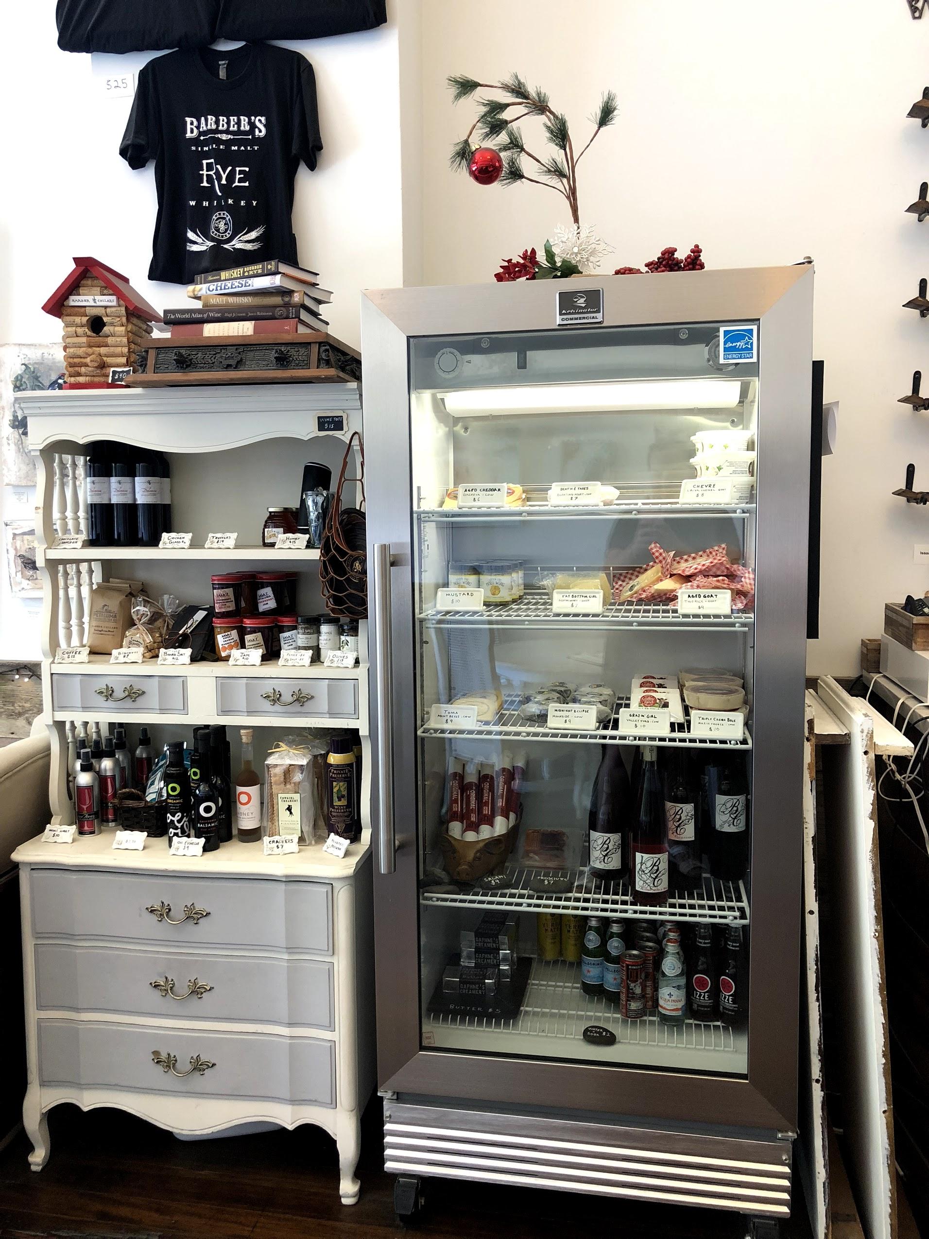 Barber Cellars Cheese