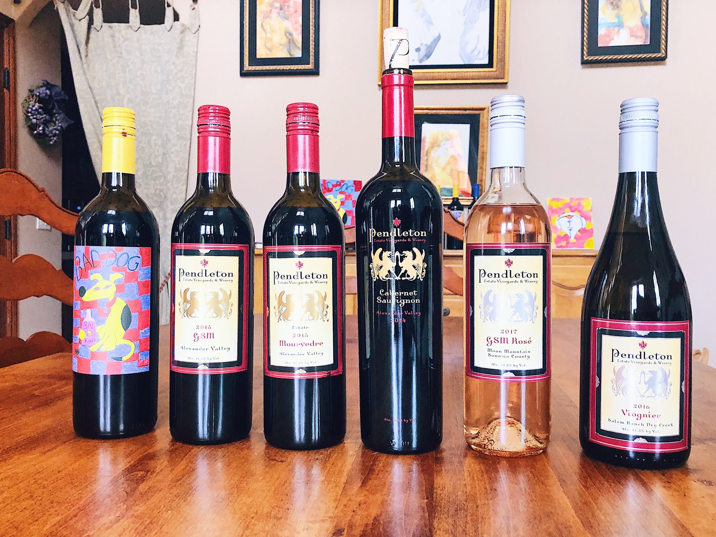 Pendleton Cloverdale Winery