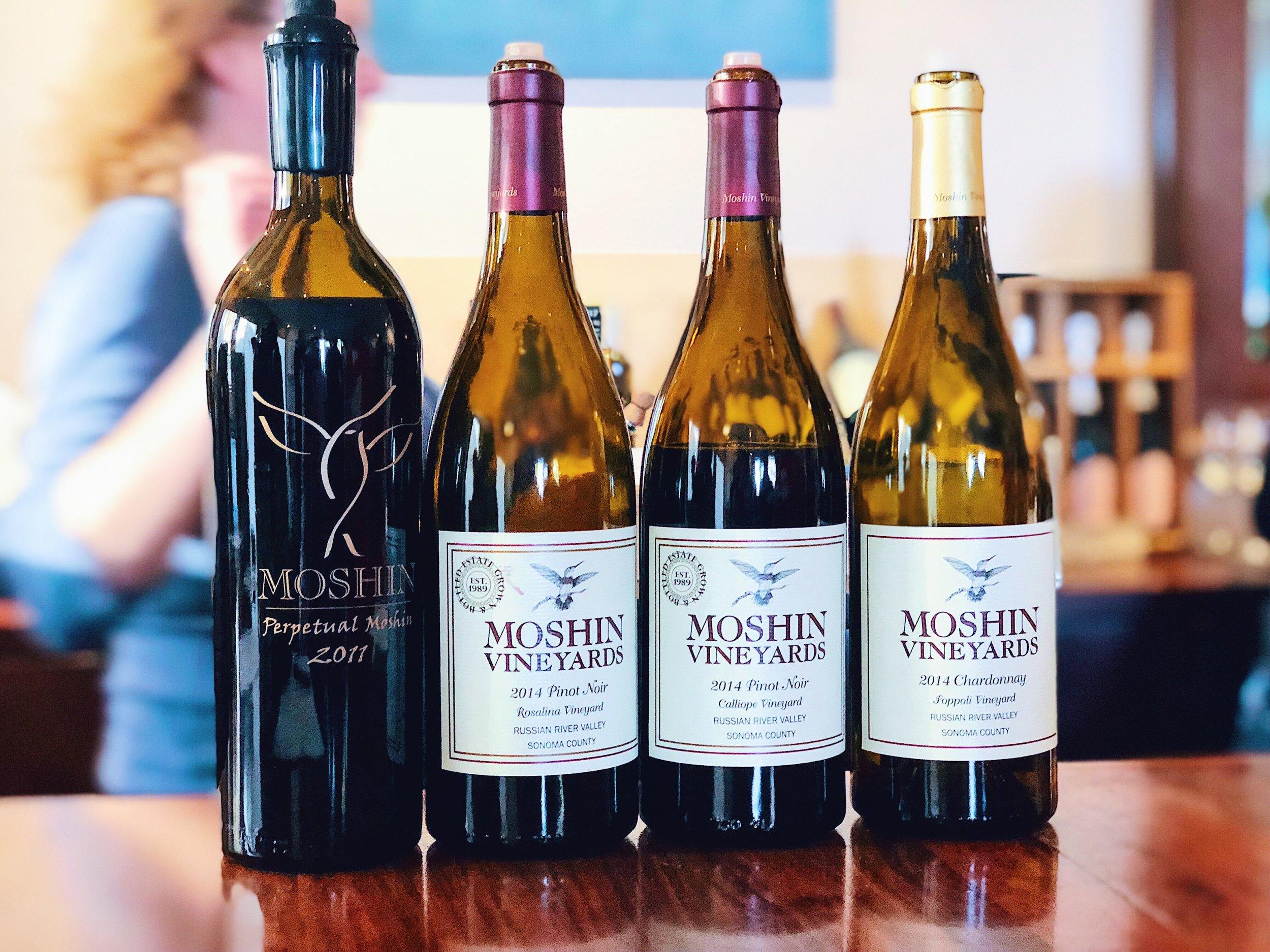 Moshin Wine Pinot