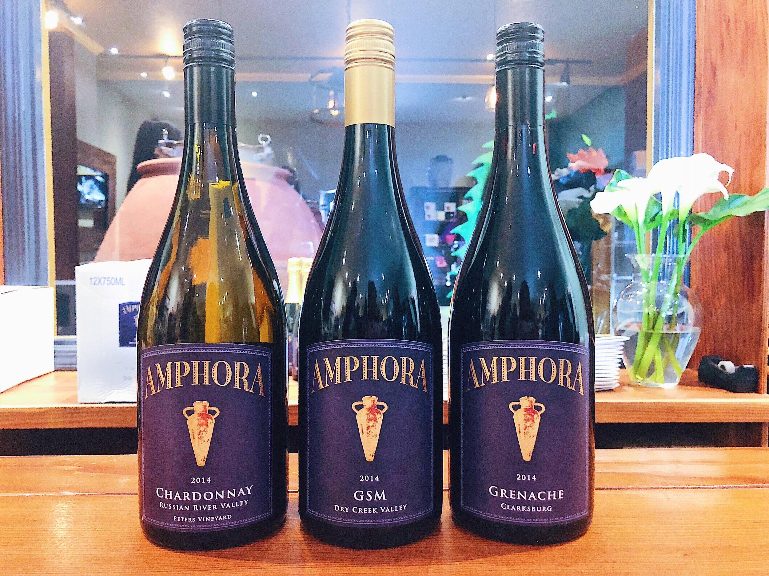 Amphora Winery Healdsburg