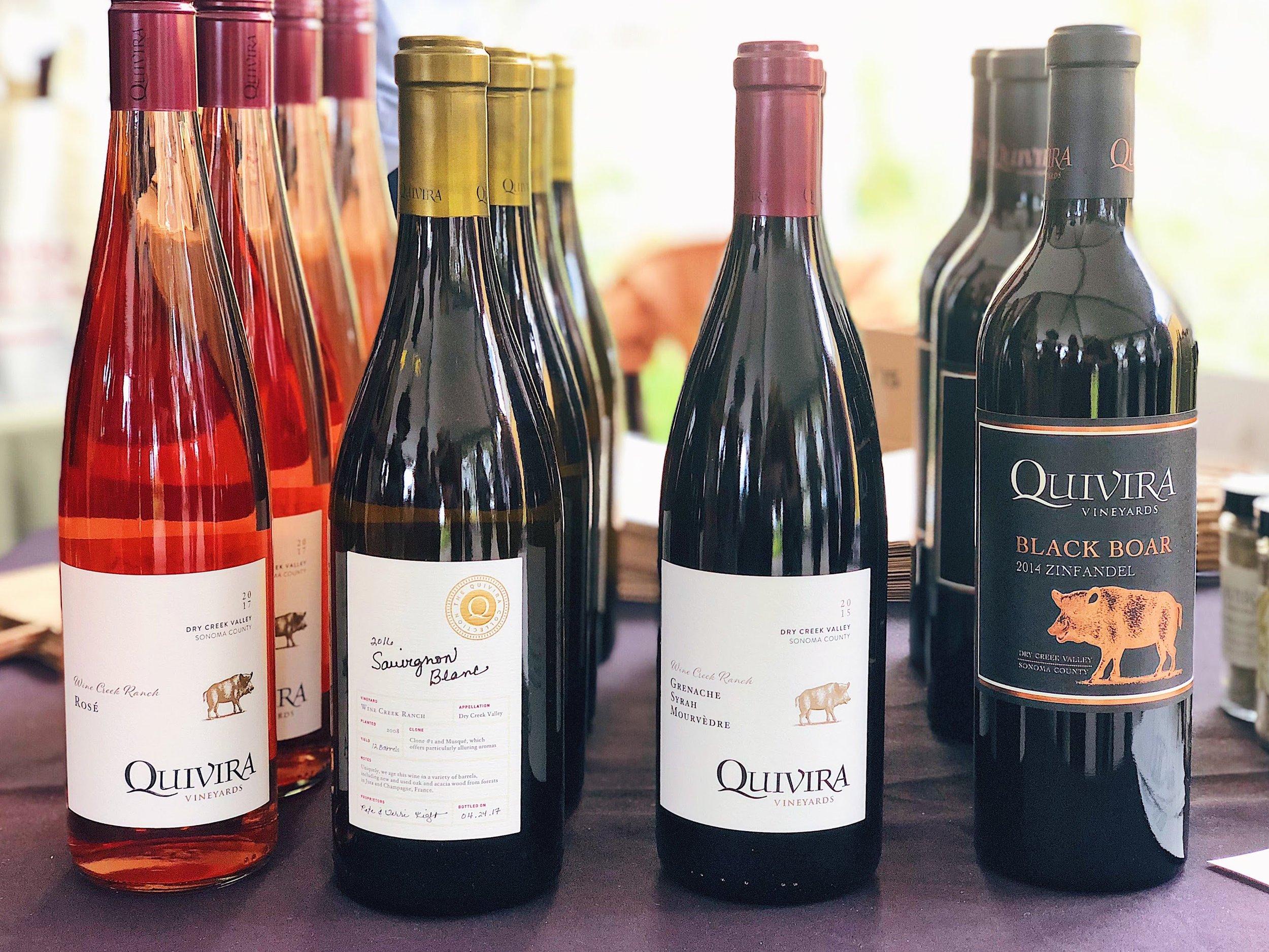 Bottles Of Quivira