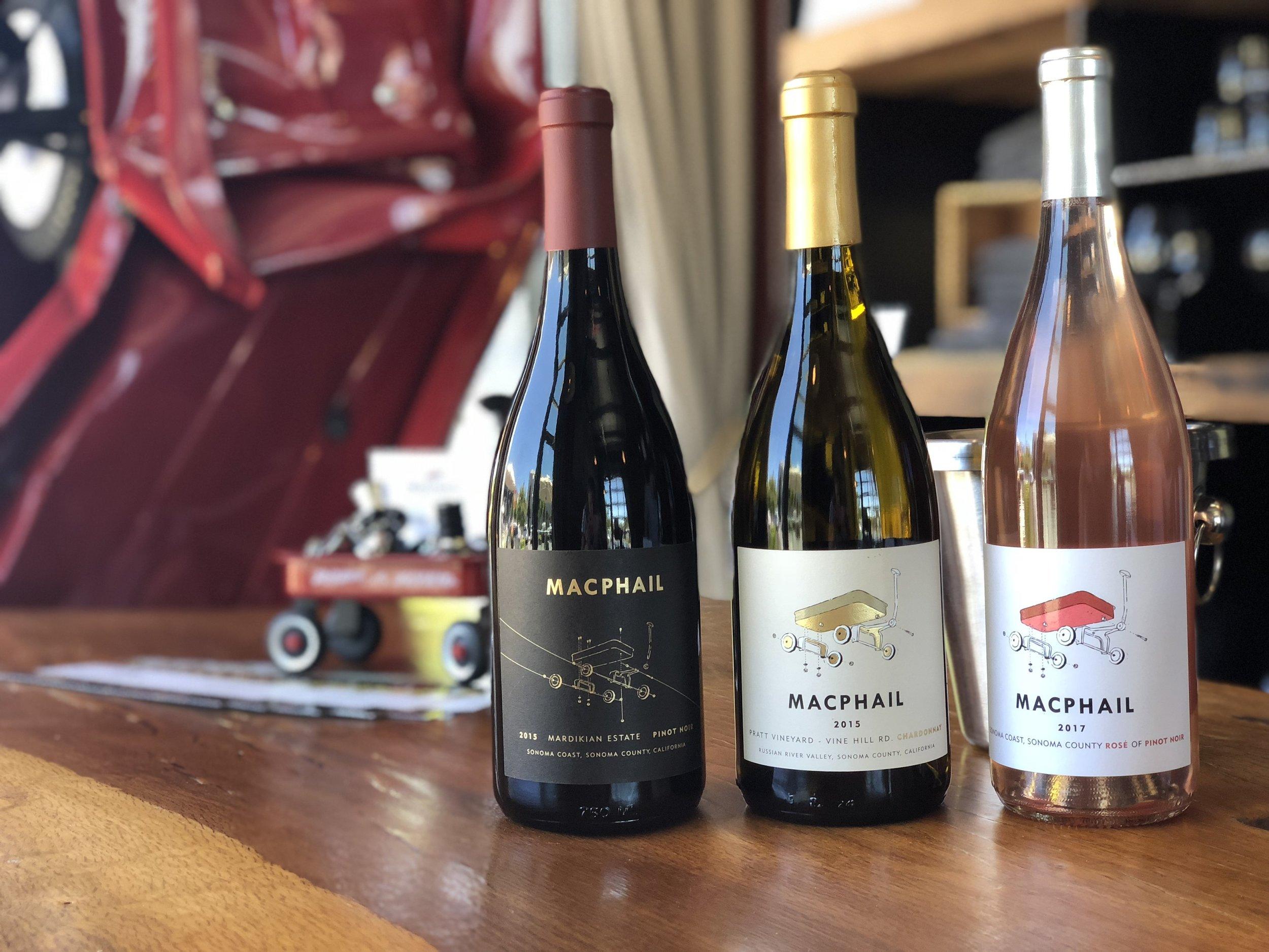 MacPhail Pinot Noir