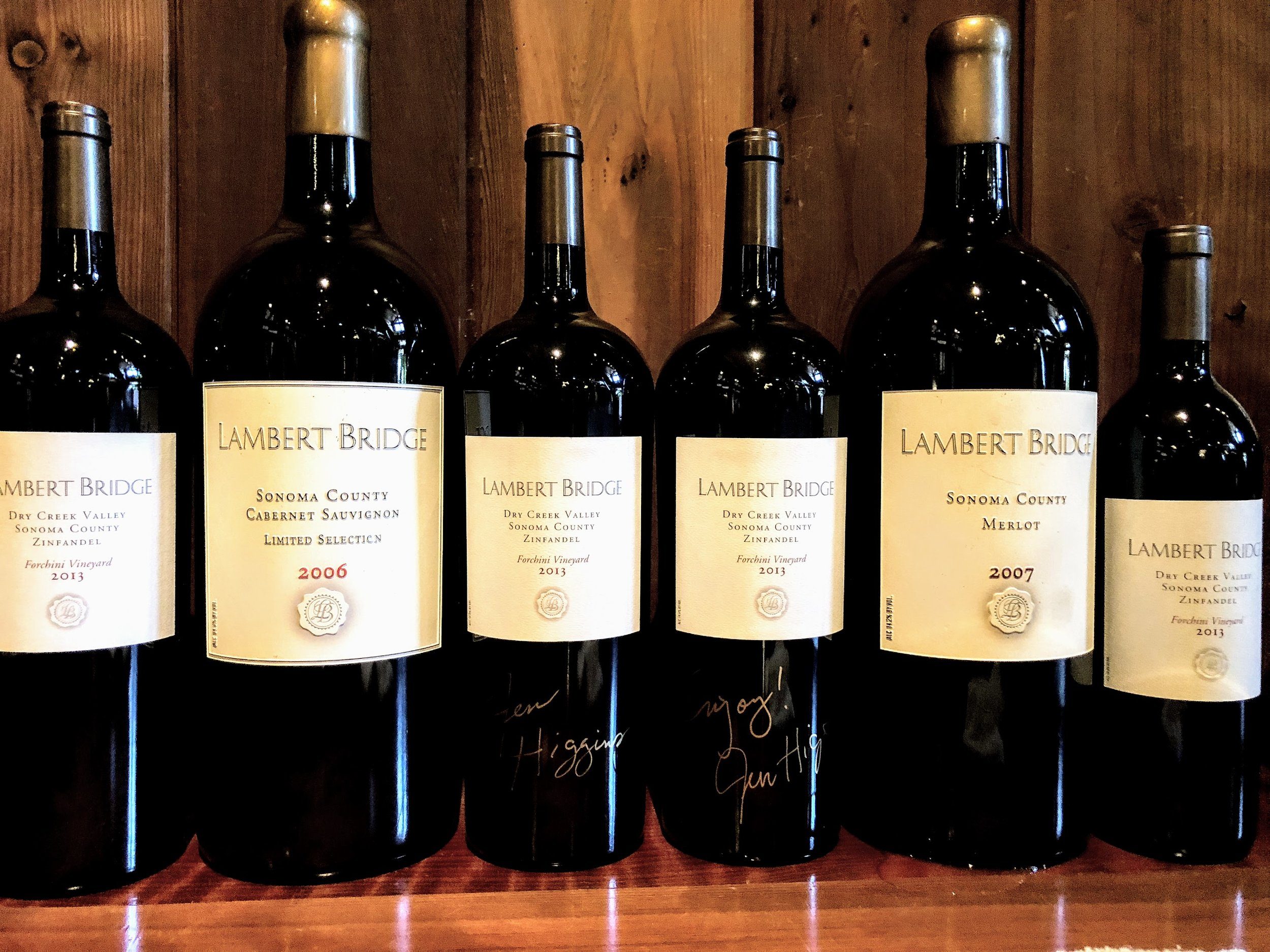 Lambert Bridge Wines