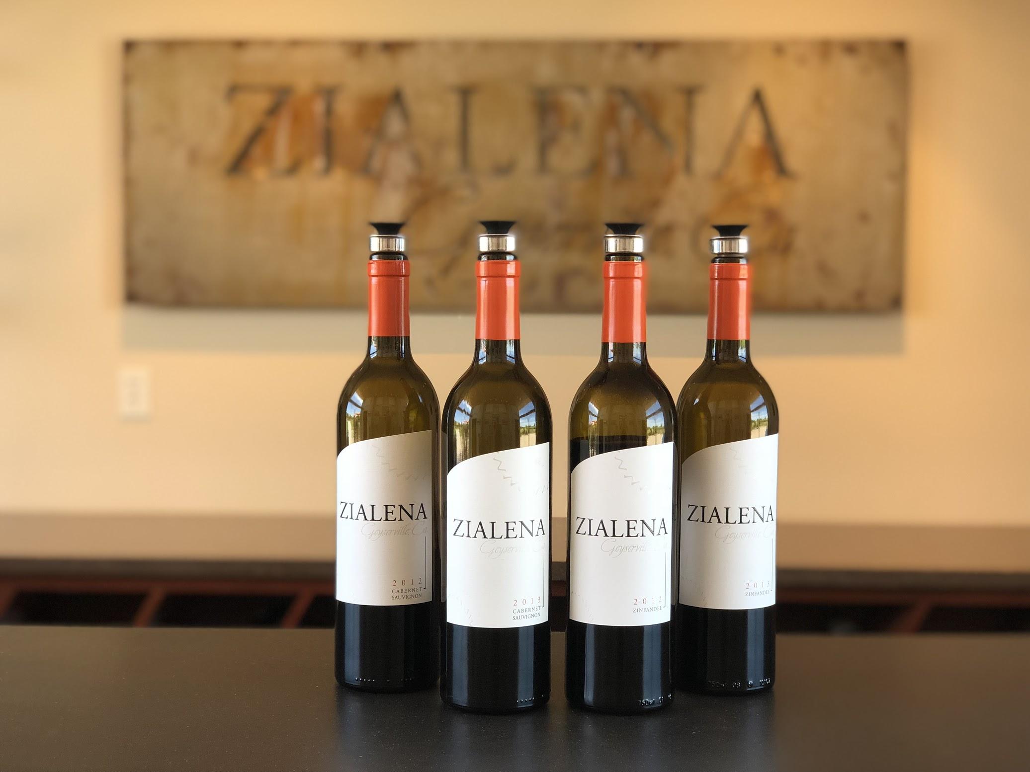 Zialena Wine Tasting