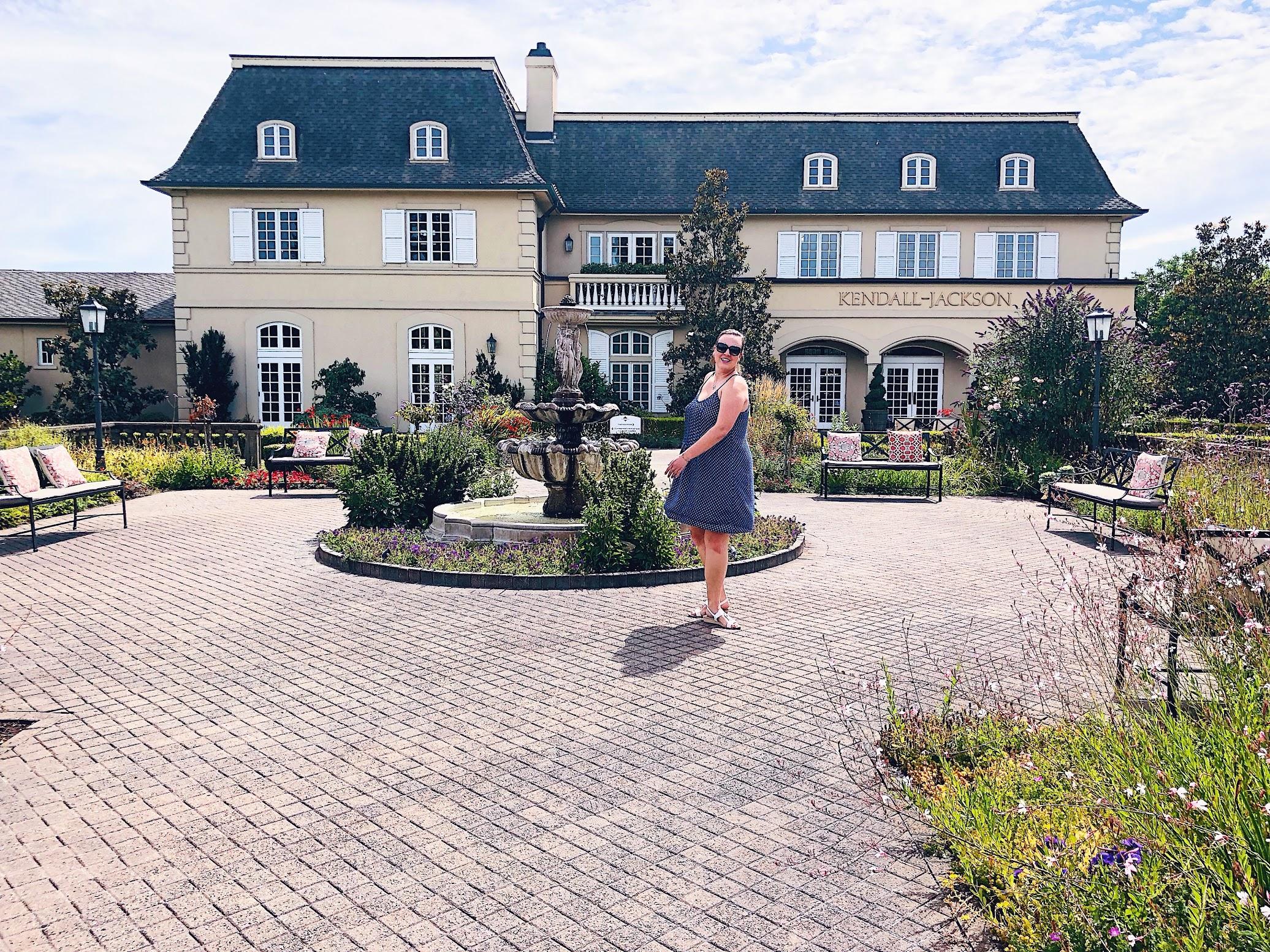 Kendall-Jackson Winery Chateau