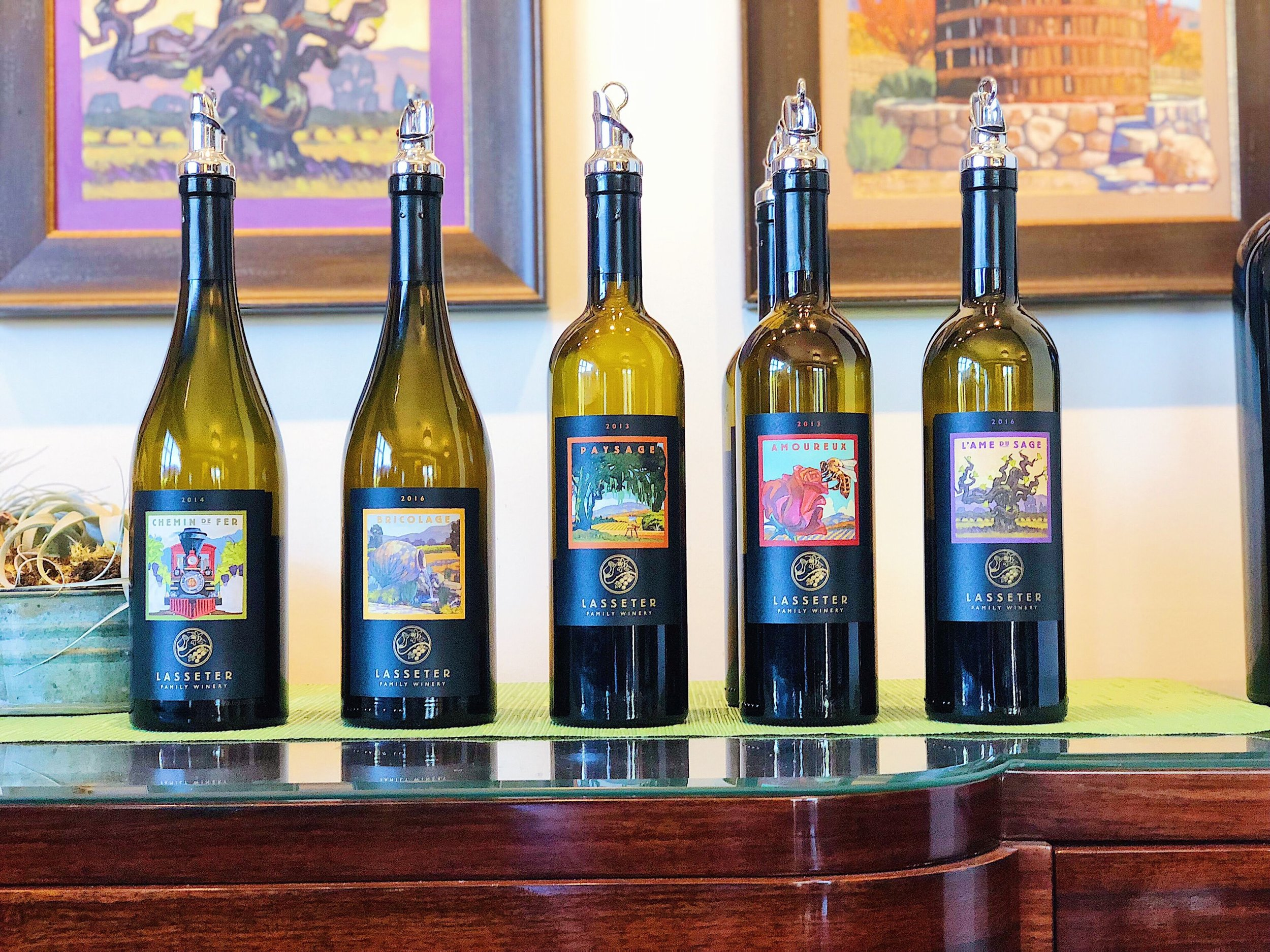 Lasseter Wines