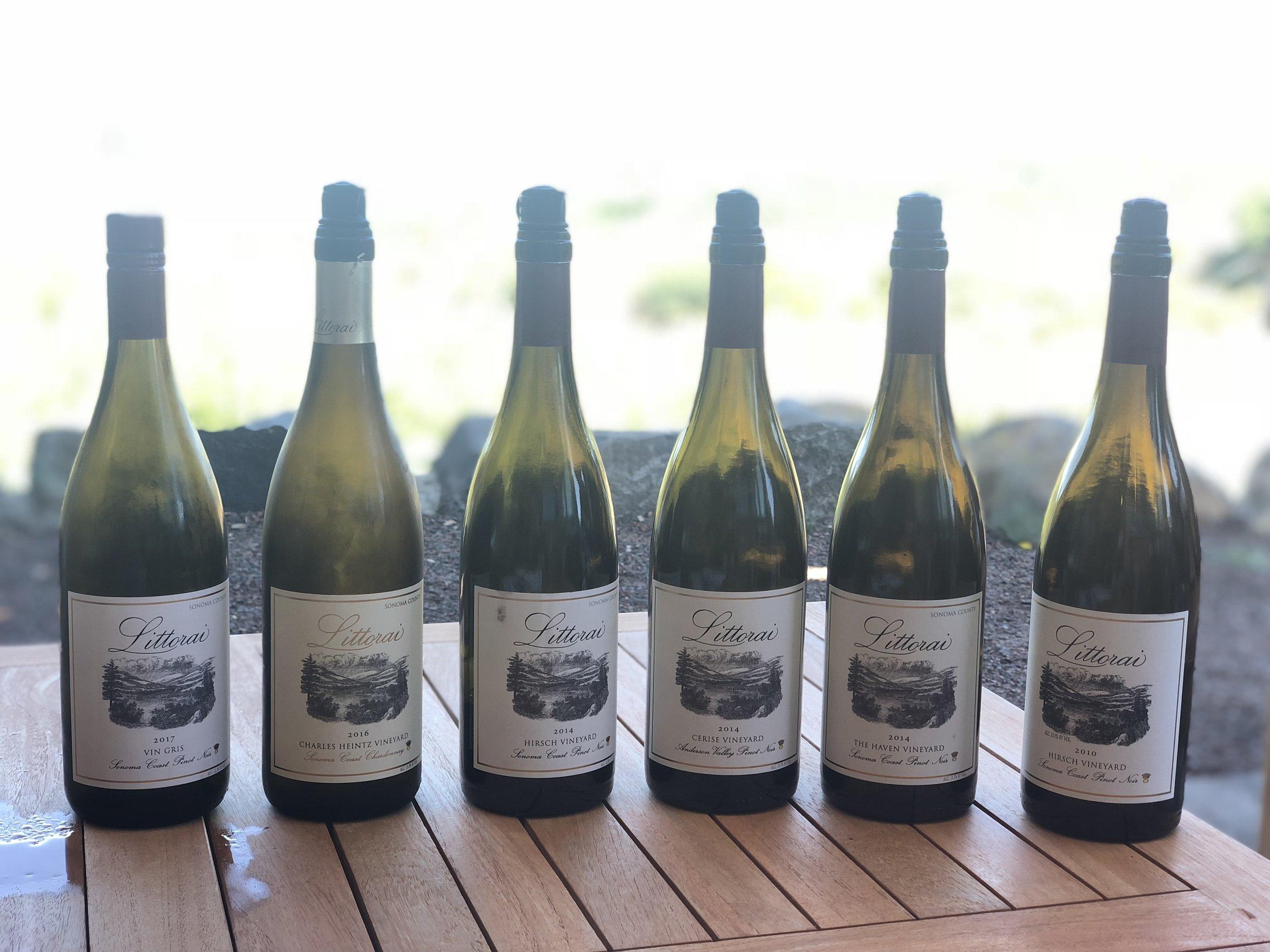 Littorai Winery Pinot