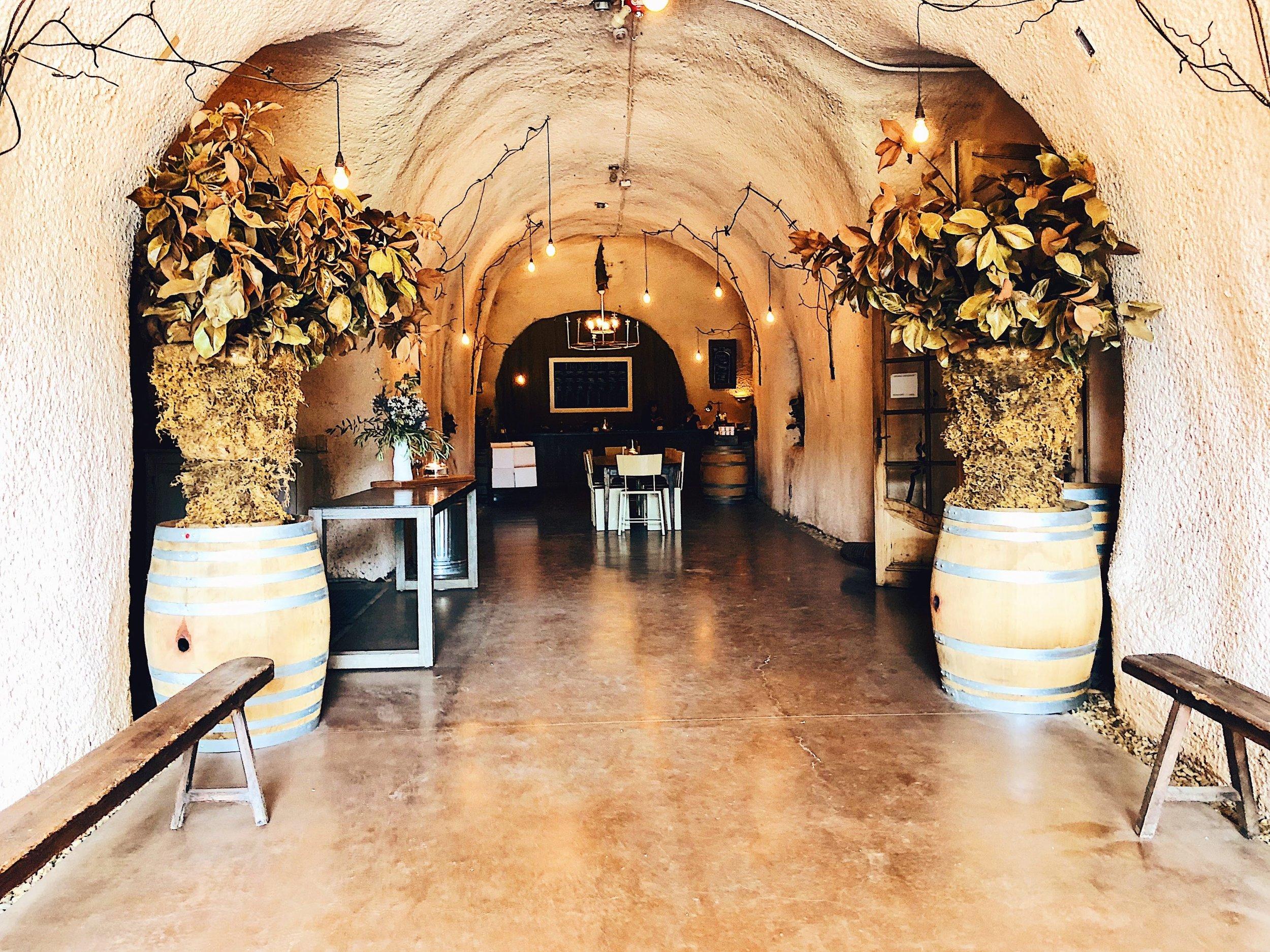 Bella Vineyards Cave