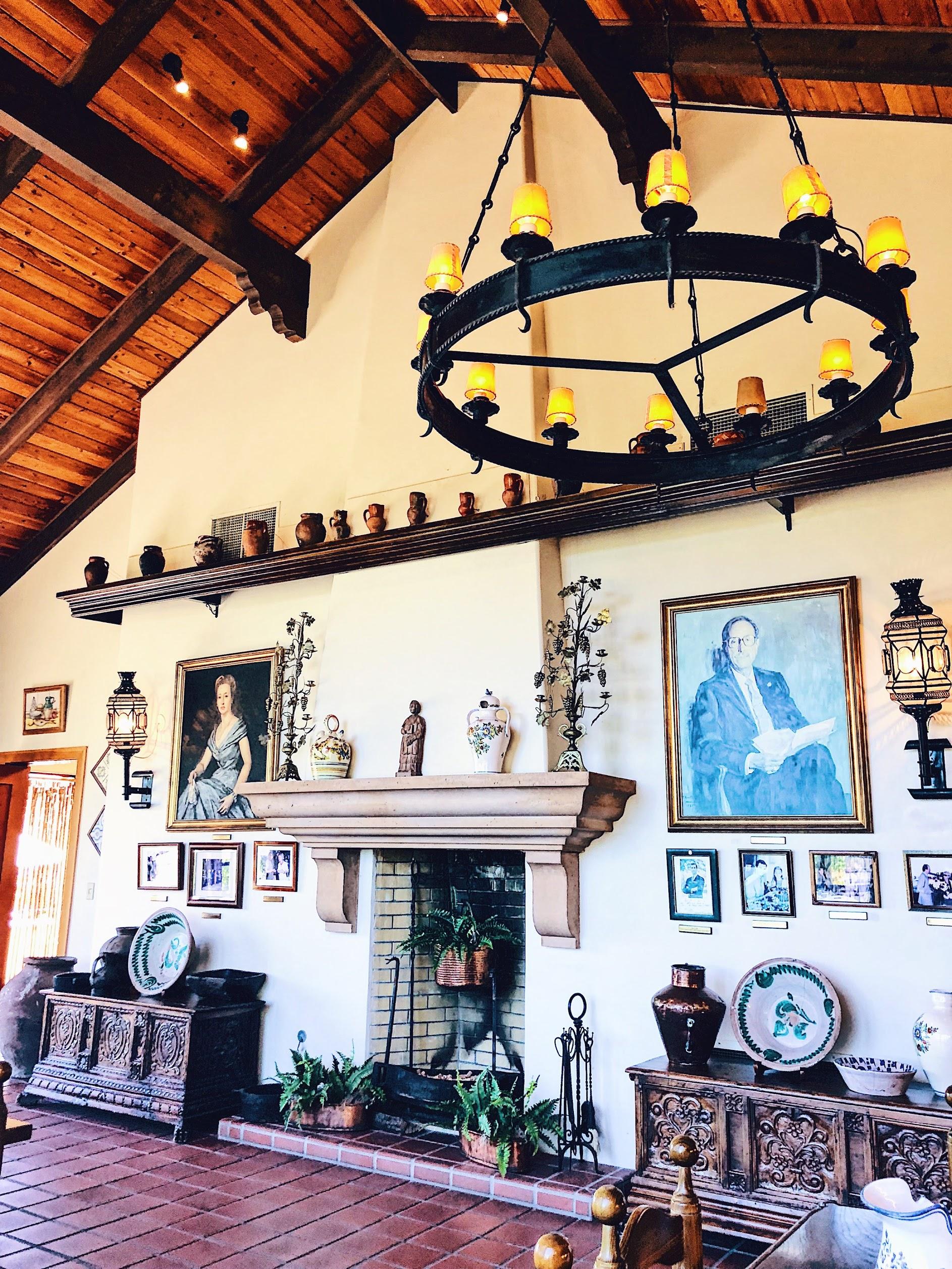 Marimar Winery Catalan Farmhouse Style