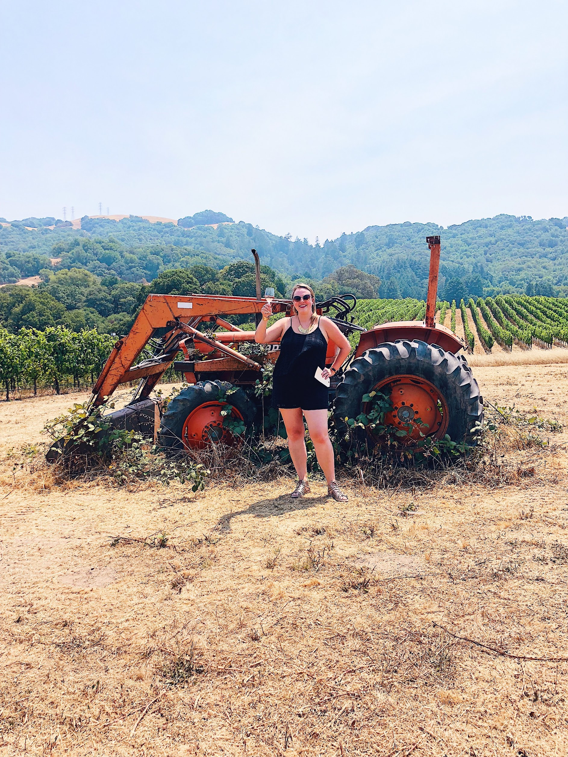 Wine Tasting At Belden Barns