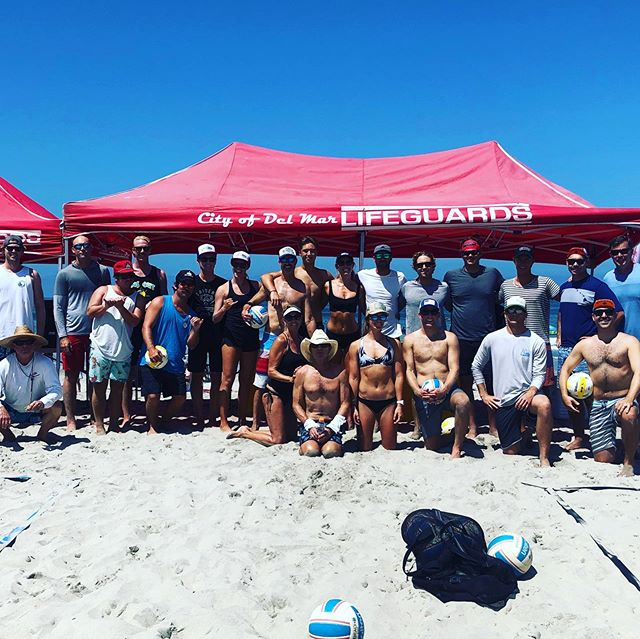 Awesome time at the 39th Annual Lifeguard Volleyball Tournament in Del Mar. Honored to bring the title back to the Del Mar Lifeguards. We had a good run @ghcrocker. Looking forward to more volleyball with you my friend. Thanks to @jonedelbrock, @325herbert and all the lifeguards for putting on this wonderful event. Special thanks to the Henson's for all the training. - - - - - - - #california #delmar #volleyball #play #unplug #beach #nature #optoutside #beachvolleyball #movement @delmarlifeguards @delmarlifesaving @natureunplugged @oldmanhenson @hensontom @scotttinley @noratobin @super__scooter @liveactionblake