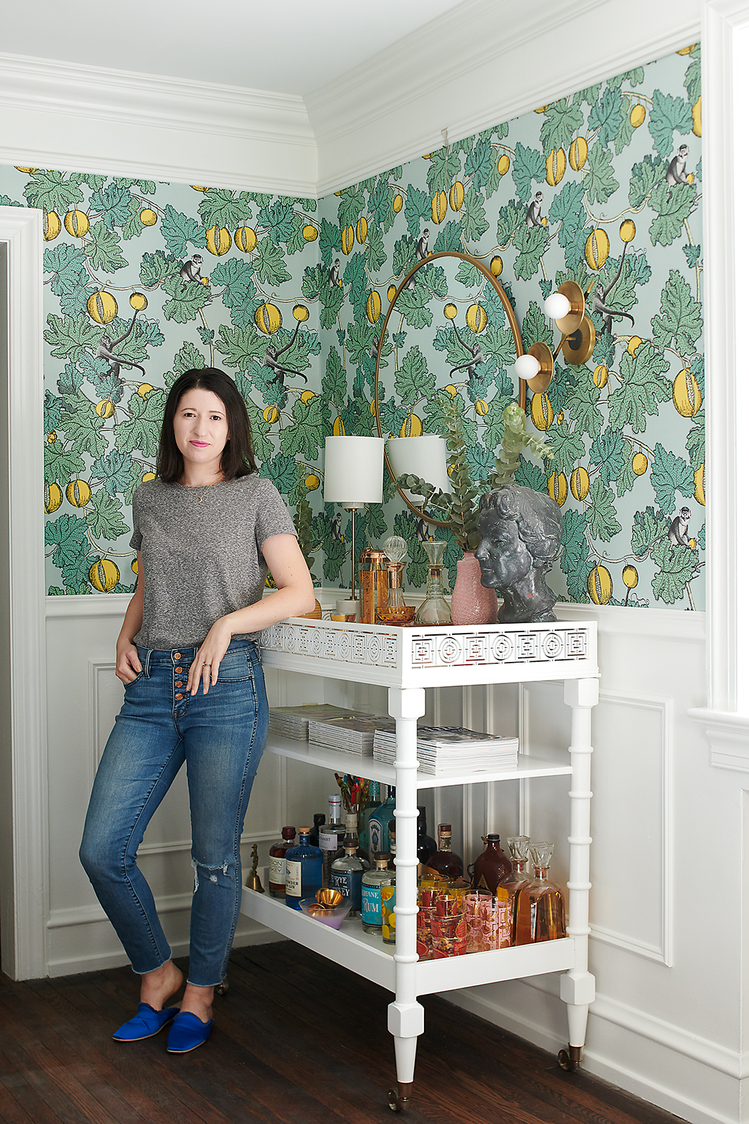 Michelle Gage // ORC Week 6: Revealing My Dining Room