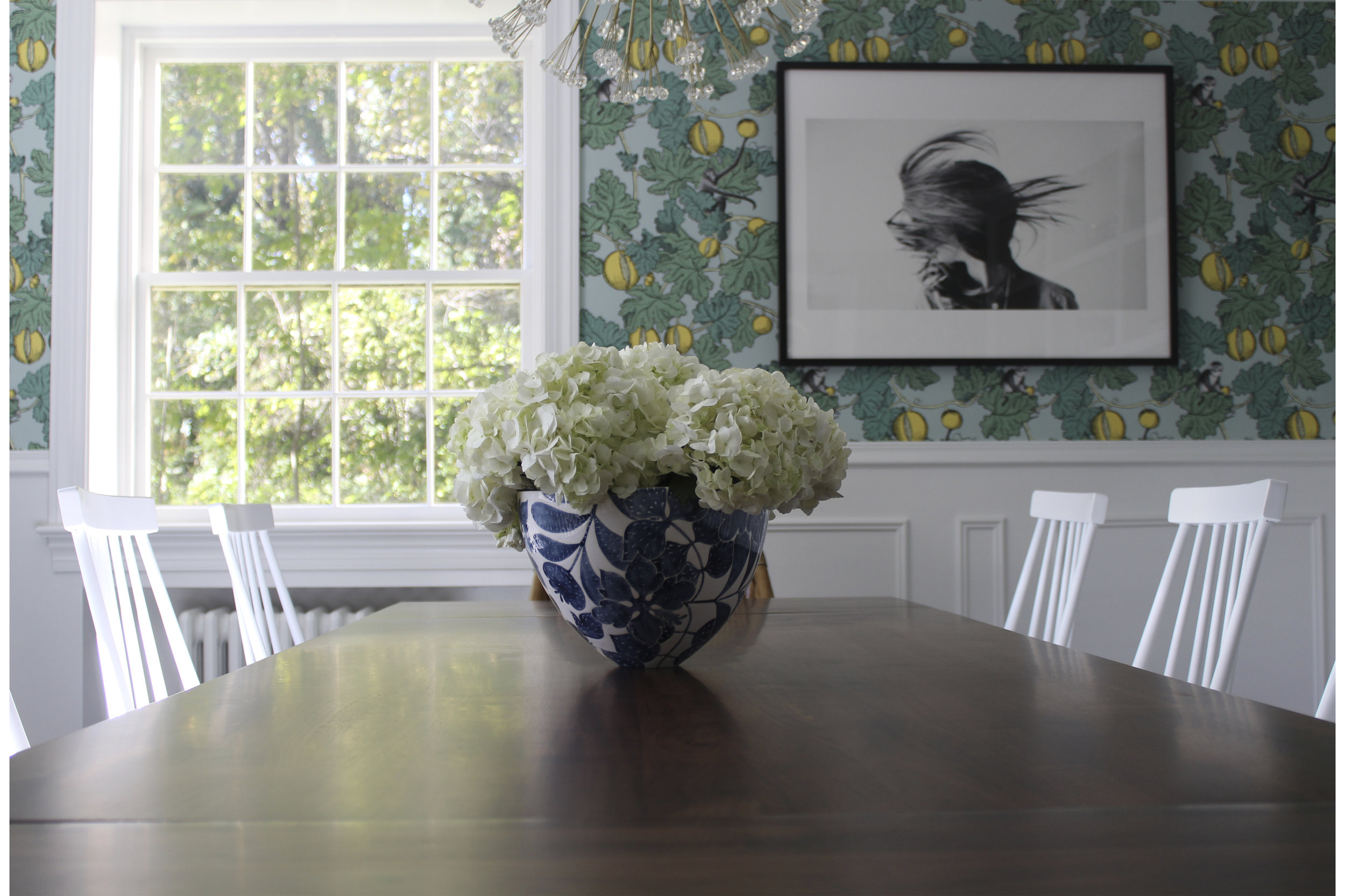 Michelle Gage // ORC Week 5: Styling The Dining Room