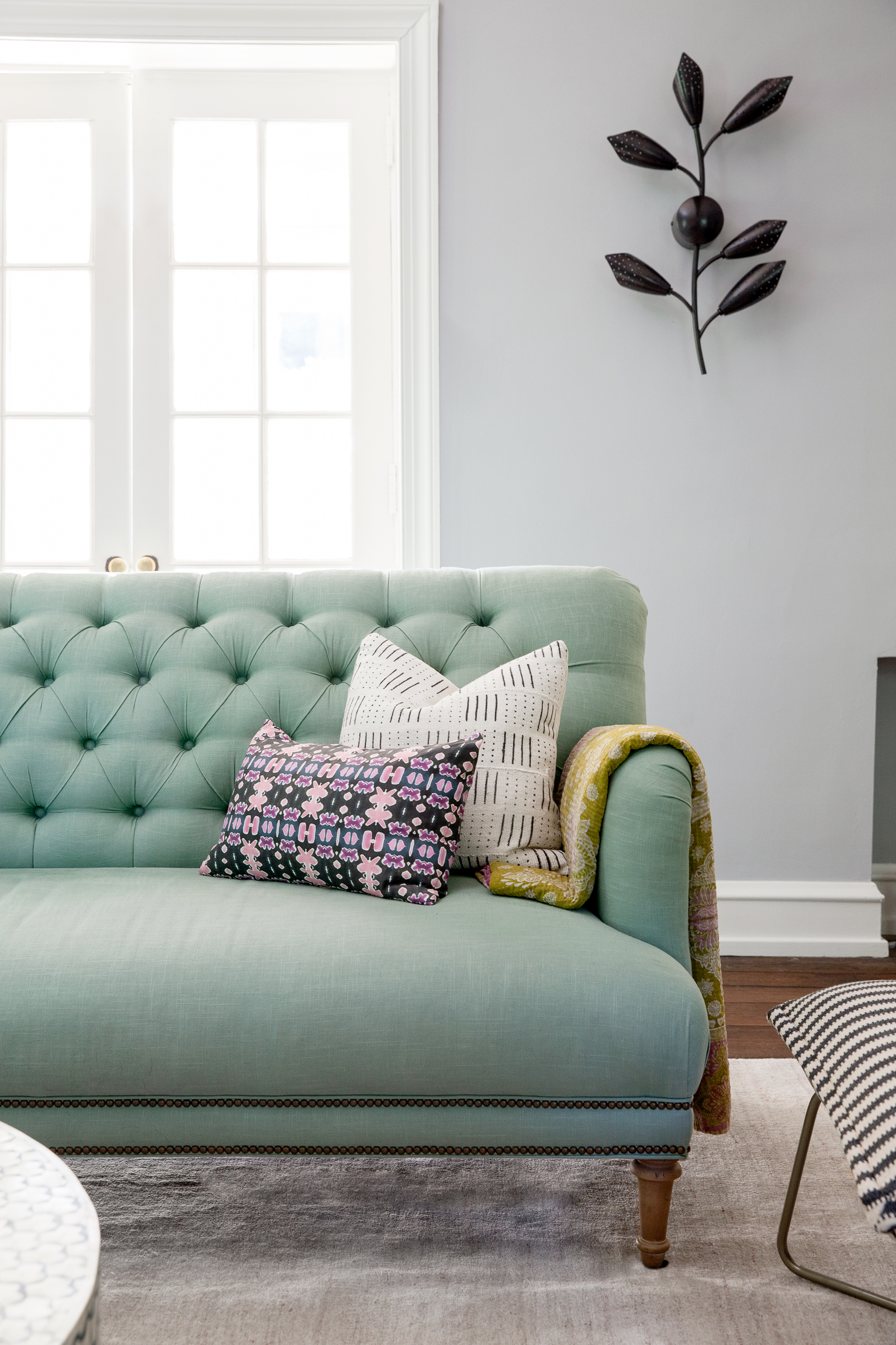 Michelle Gage // Get The Look: My Living Room (A Reveal)