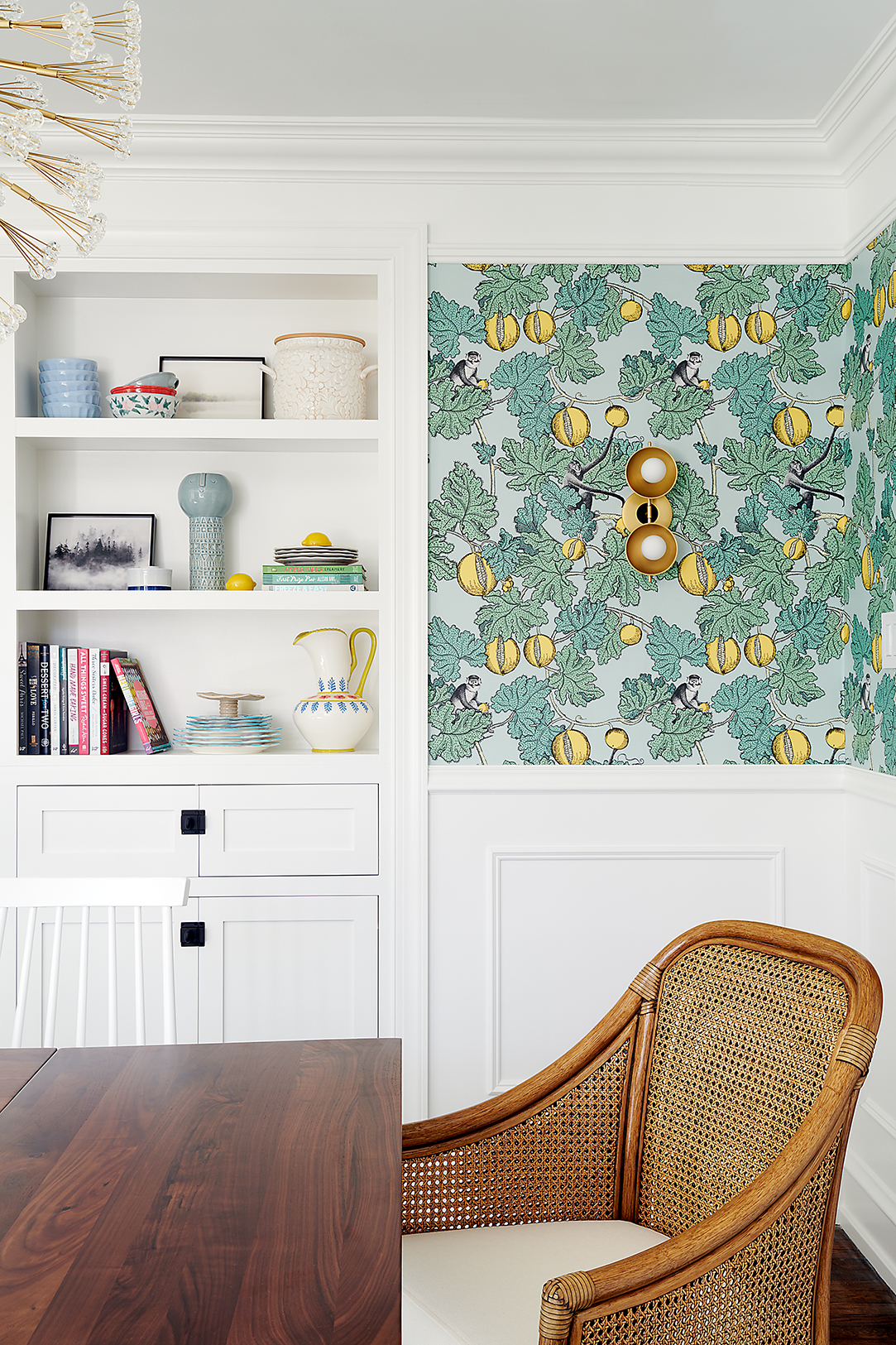 Michelle Gage // Get The Look: My Dining Room