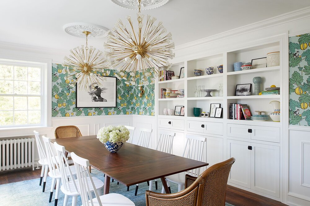 8 Elements Every Dining Room Needs, Dining Room Built Ins