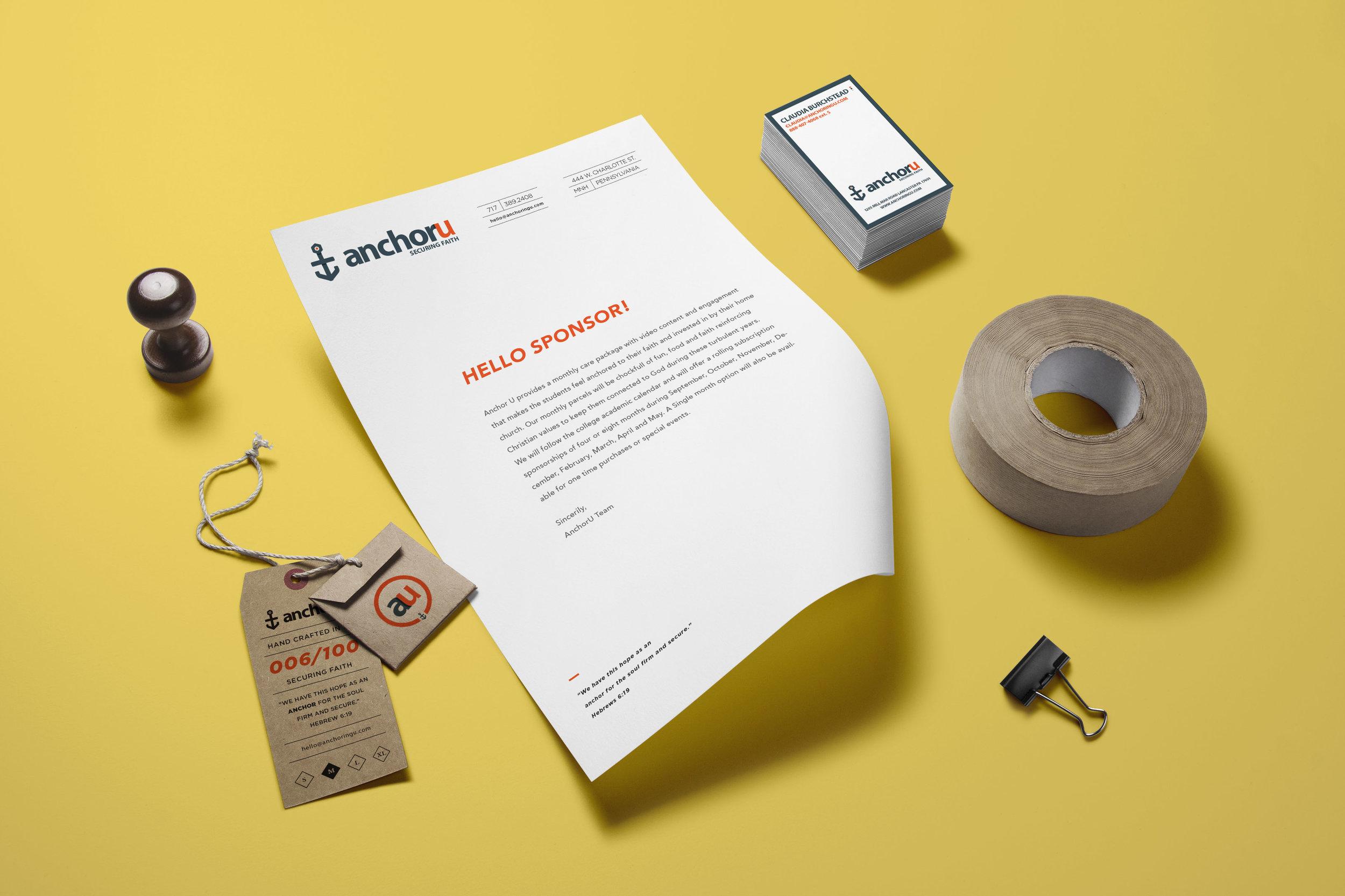 AnchorU-Branding-LogoDesign-PeteDesignCompany-Lancaster