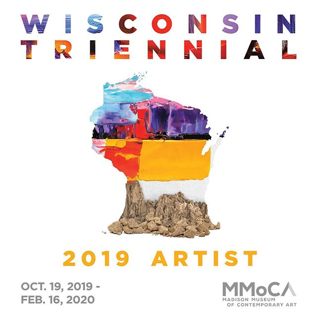Thrilled to announce that I will be exhibiting my work in the upcoming Wisconsin Triennial October 19, 2019 through February 16, 2020 at Madison Museum of Contemporary Art! Sending a huge thank you to the @mmocamadison curators for including my work and a giant congratulations to all the participating artists! Mark your calendars for the October 19 opening!  #WITriennial2019  #mmocamadison #jenniferbucheitphotography  #womeninthearts  #consumerart #contemporaryart  #wisconsinartists