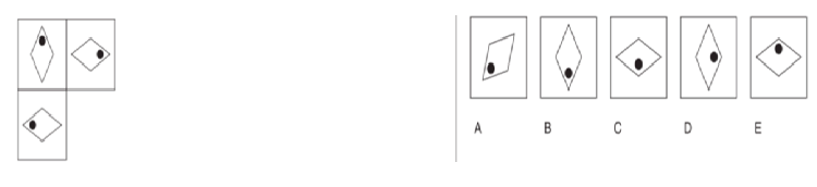 Figure 1. Example problem from The Complete Book of Intelligence Tests.
