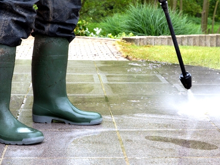 Power Washing -