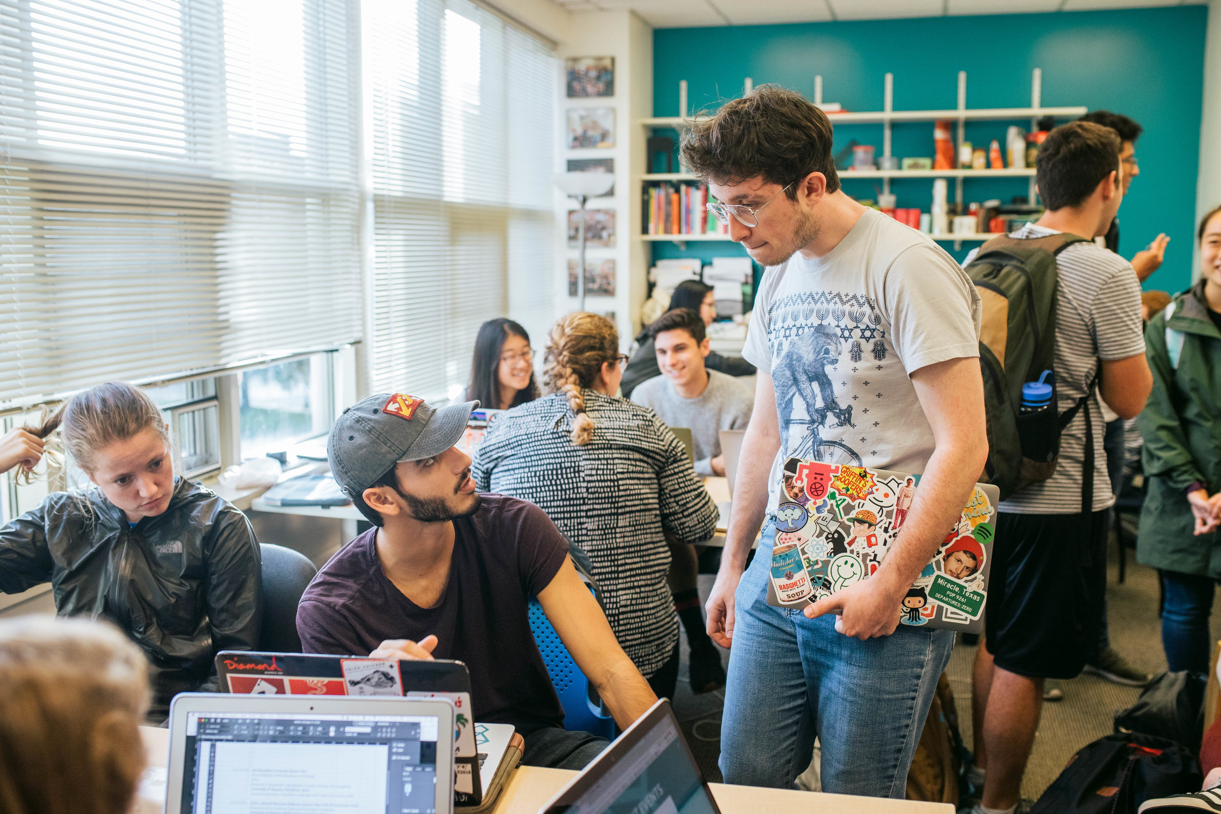 Northeastern University's student led design studio