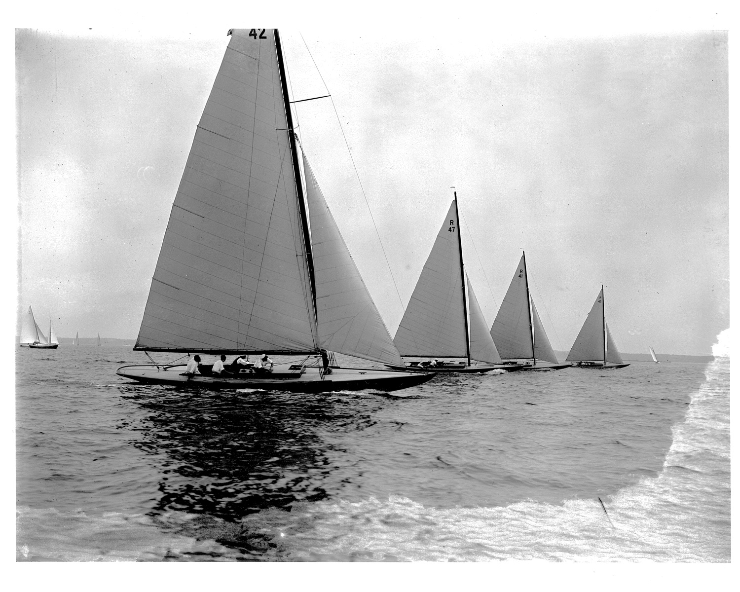 """Levic Collection, """"FIFI, R41"""" 1925 Long Island Sound"""