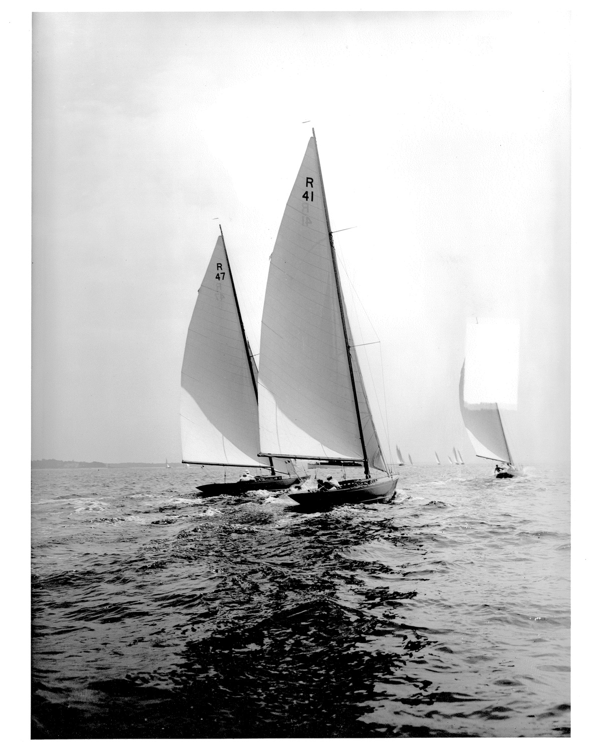 "Levic Collection, ""FIFI R 41""  1925  Long Island Sound"