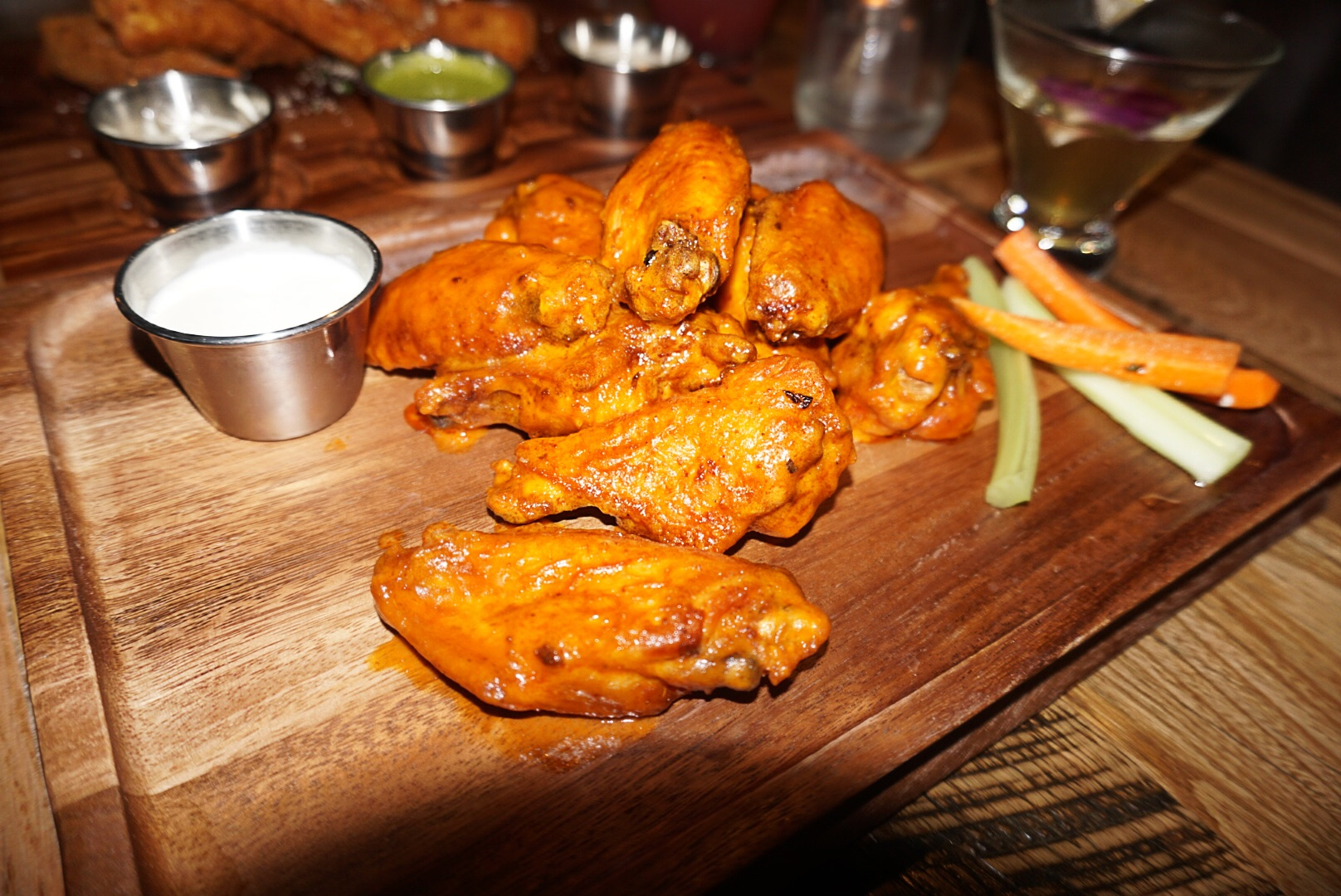 Ainsworth wings -