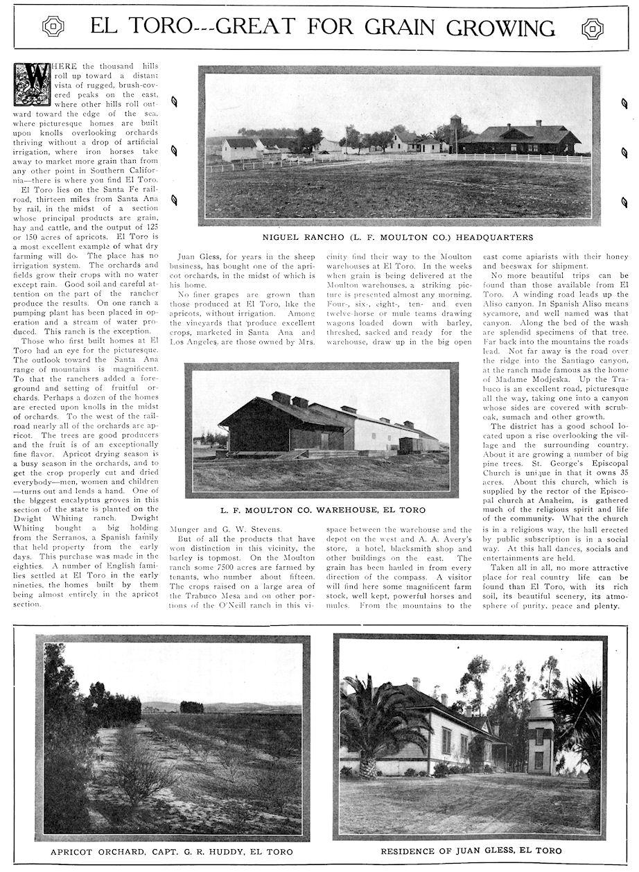 SA Register, 1913 - El Toro.jpg