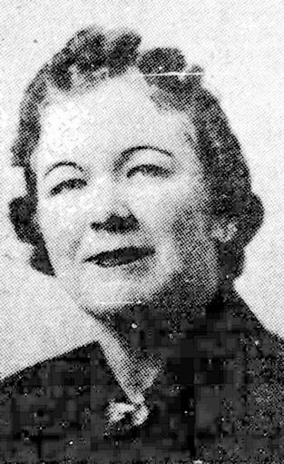Myrtle (Knouse) Sitzer ( Santa Ana Register , 5-25-1939)