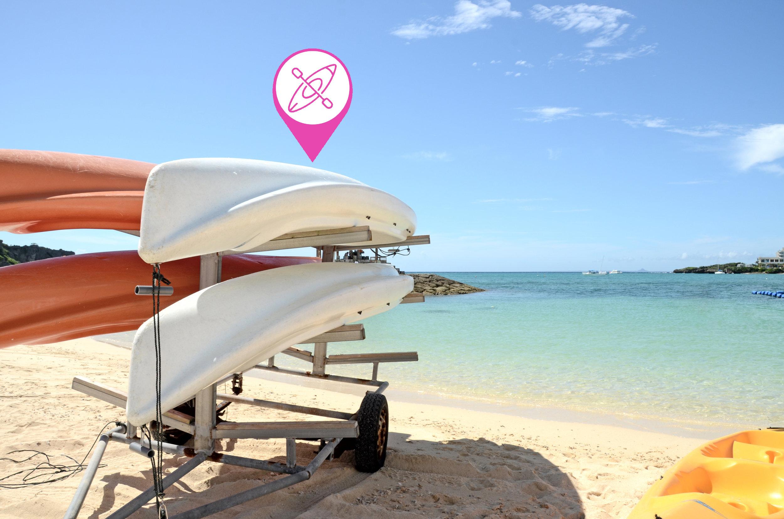 Koloni Paddle - Kayak and Canoe ShareJoin Waitlist ➝