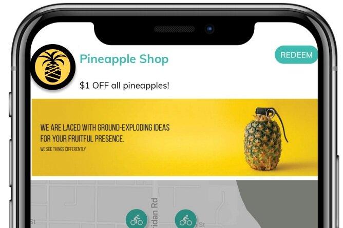In-App Advertising  - Great second revenue stream.
