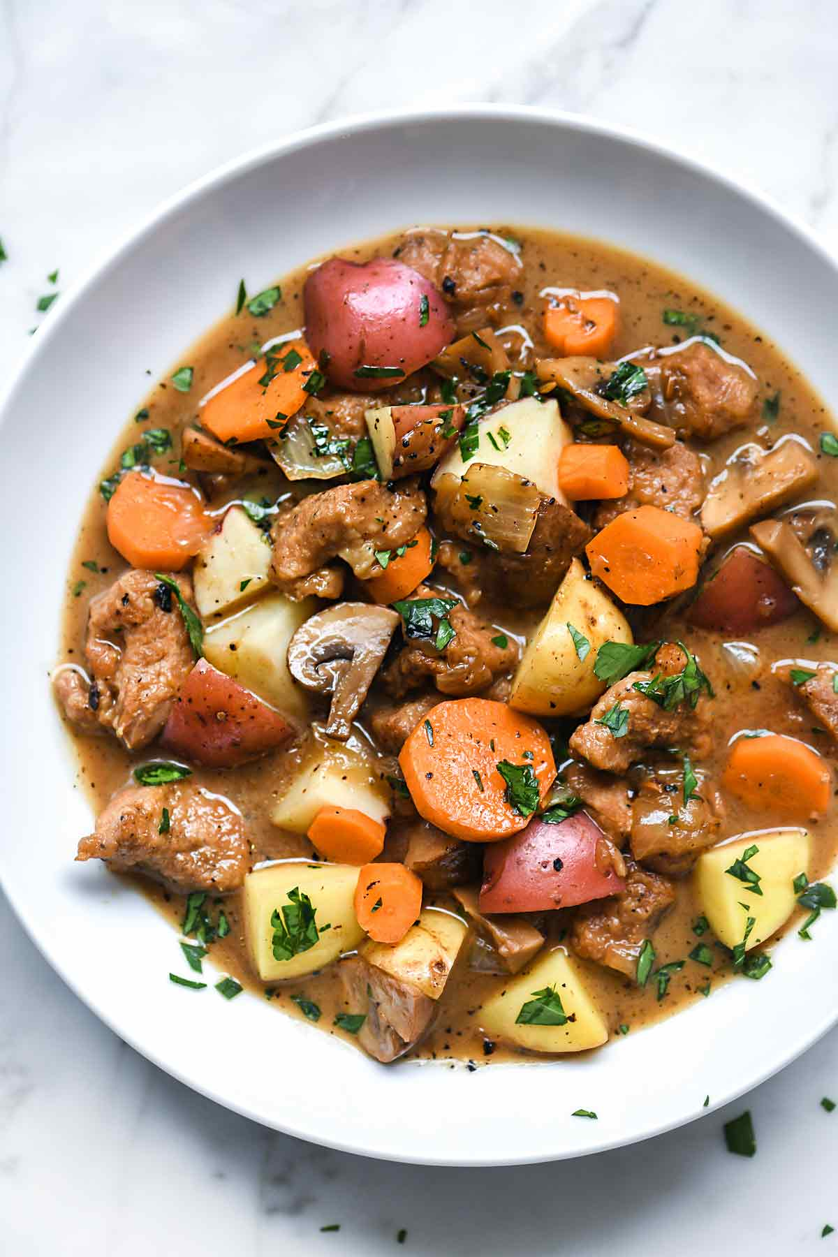 Irish Pork Stew