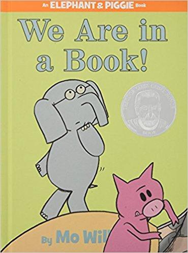 Elephant and Piggie Book