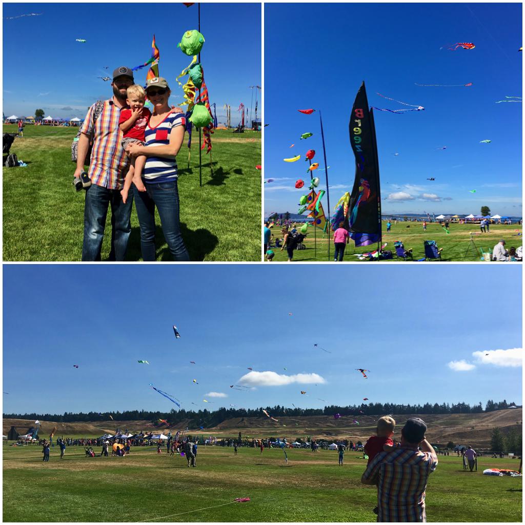 Chamber's Bay Kite Festival