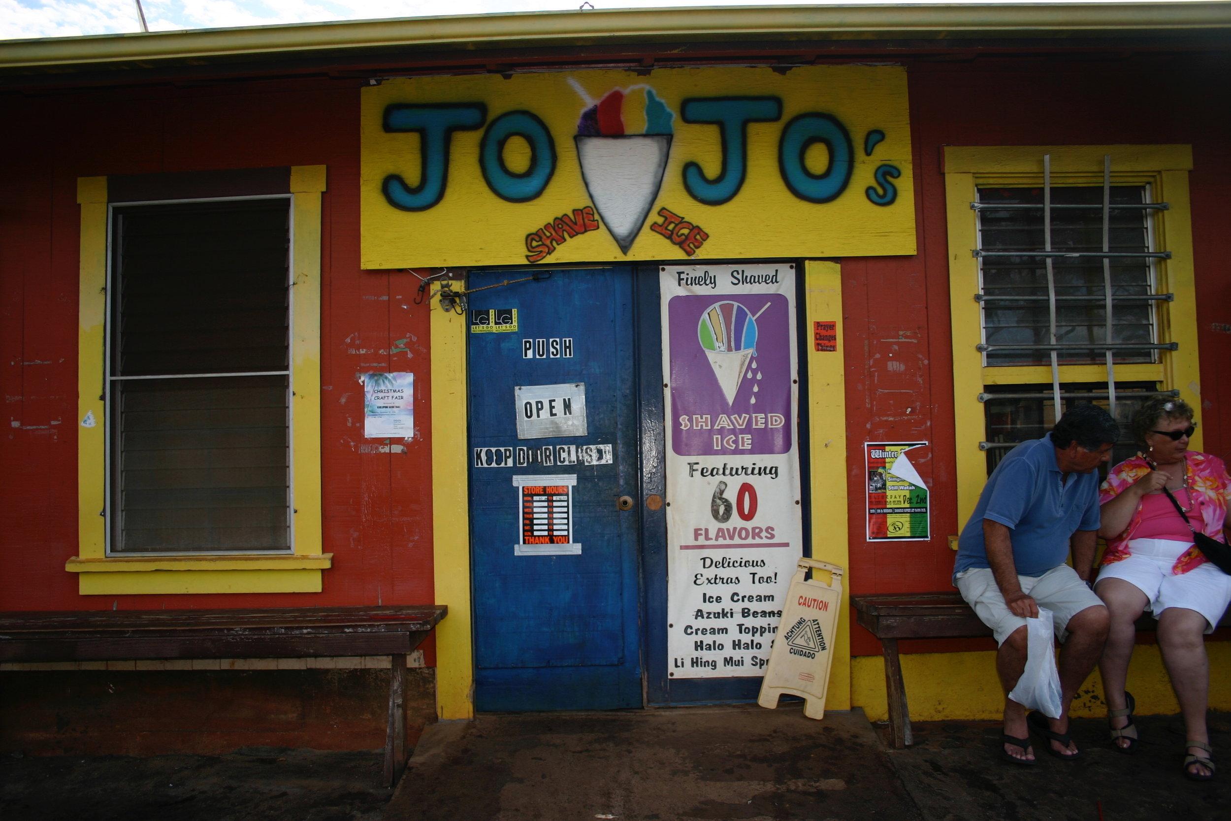 JoJo's, Waimea
