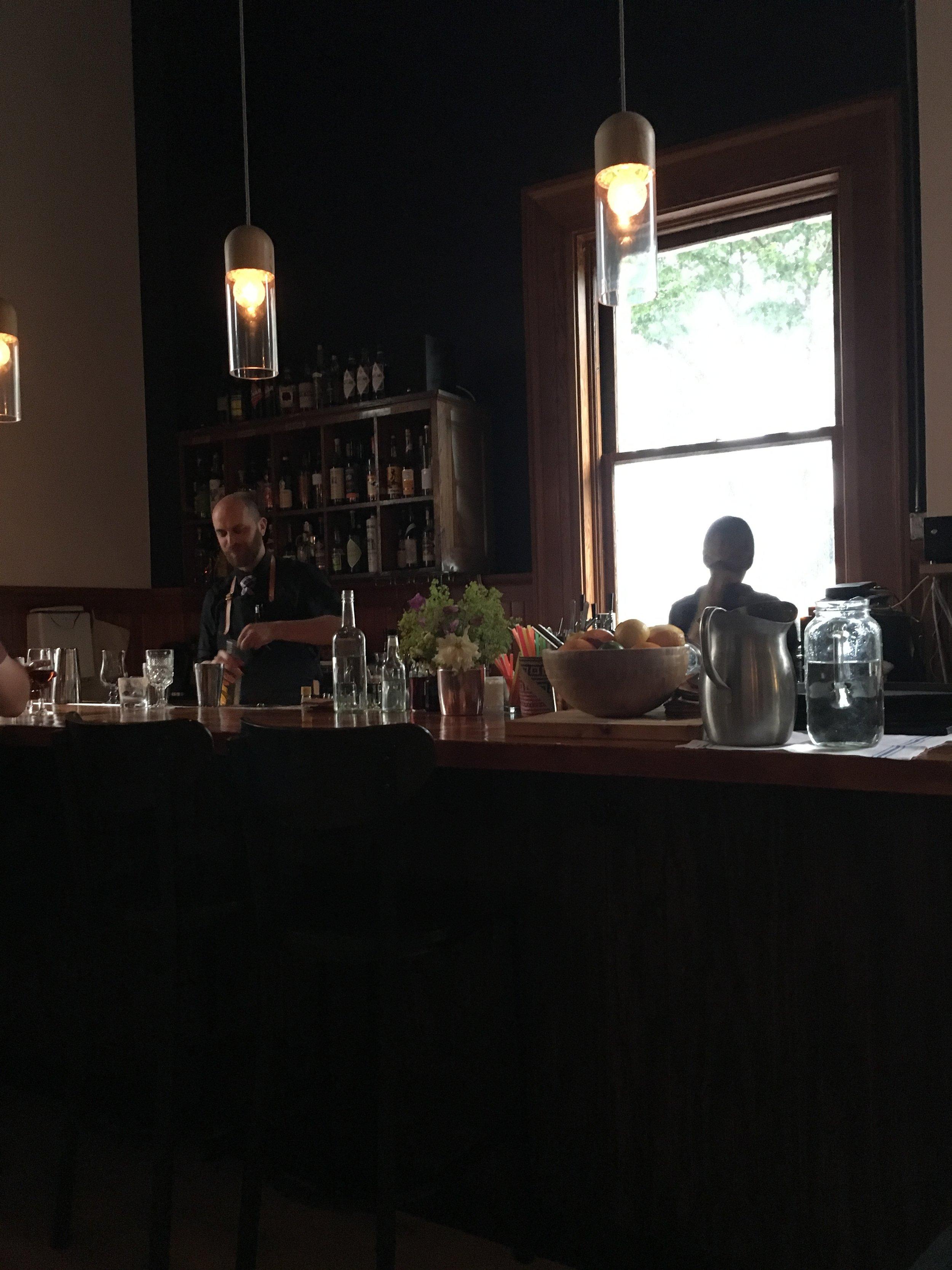 En Rama: Classy Bar