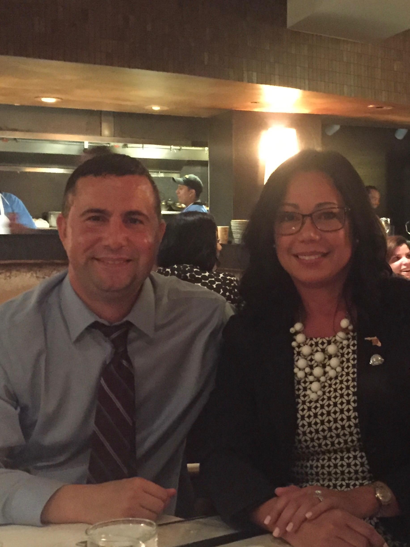 With Congressman Darren Soto