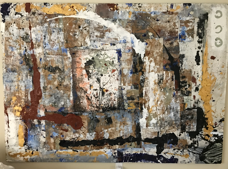 america a miracle - Acquired by artist and collector, Ava Zane