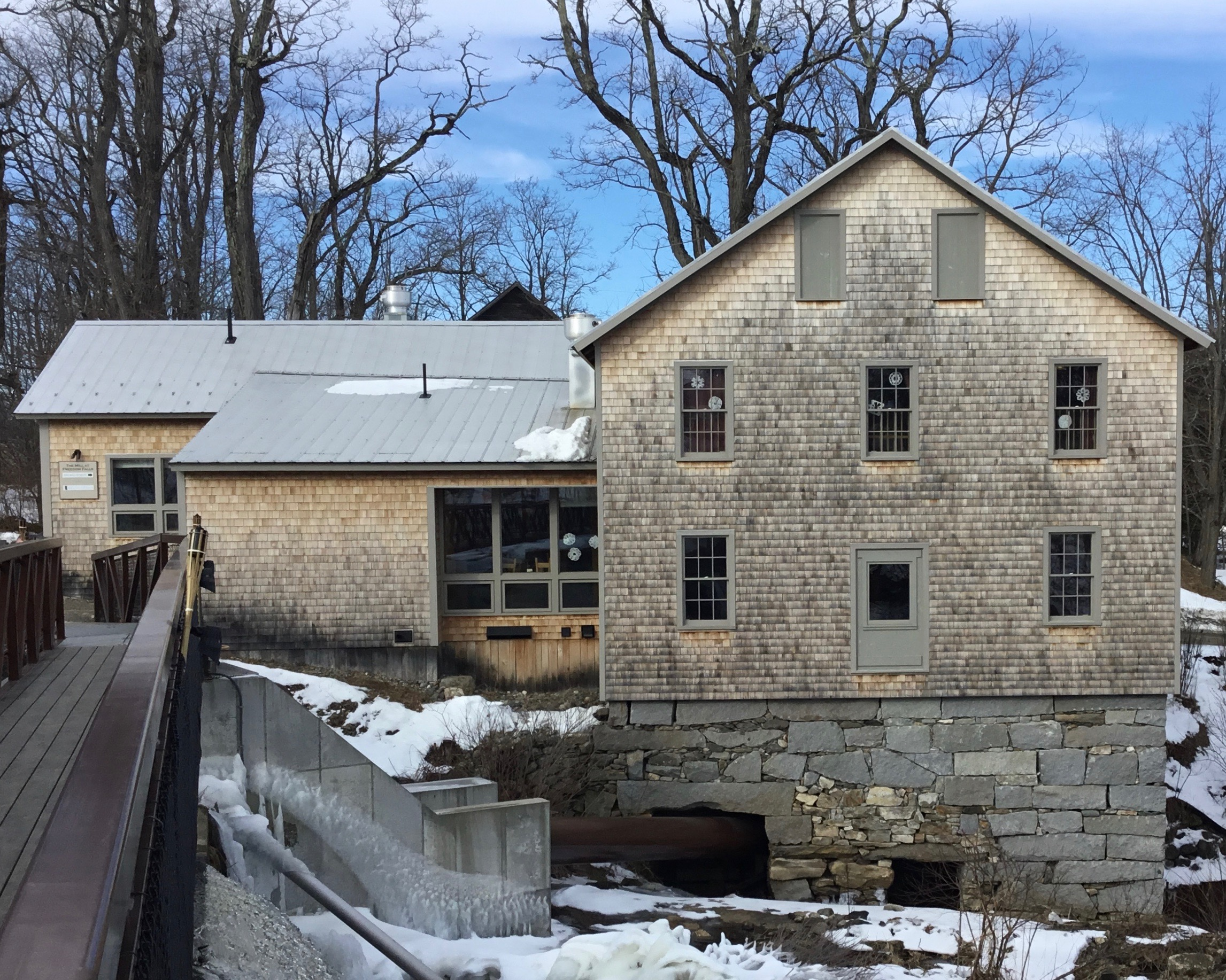 The Mill at Freedom Falls